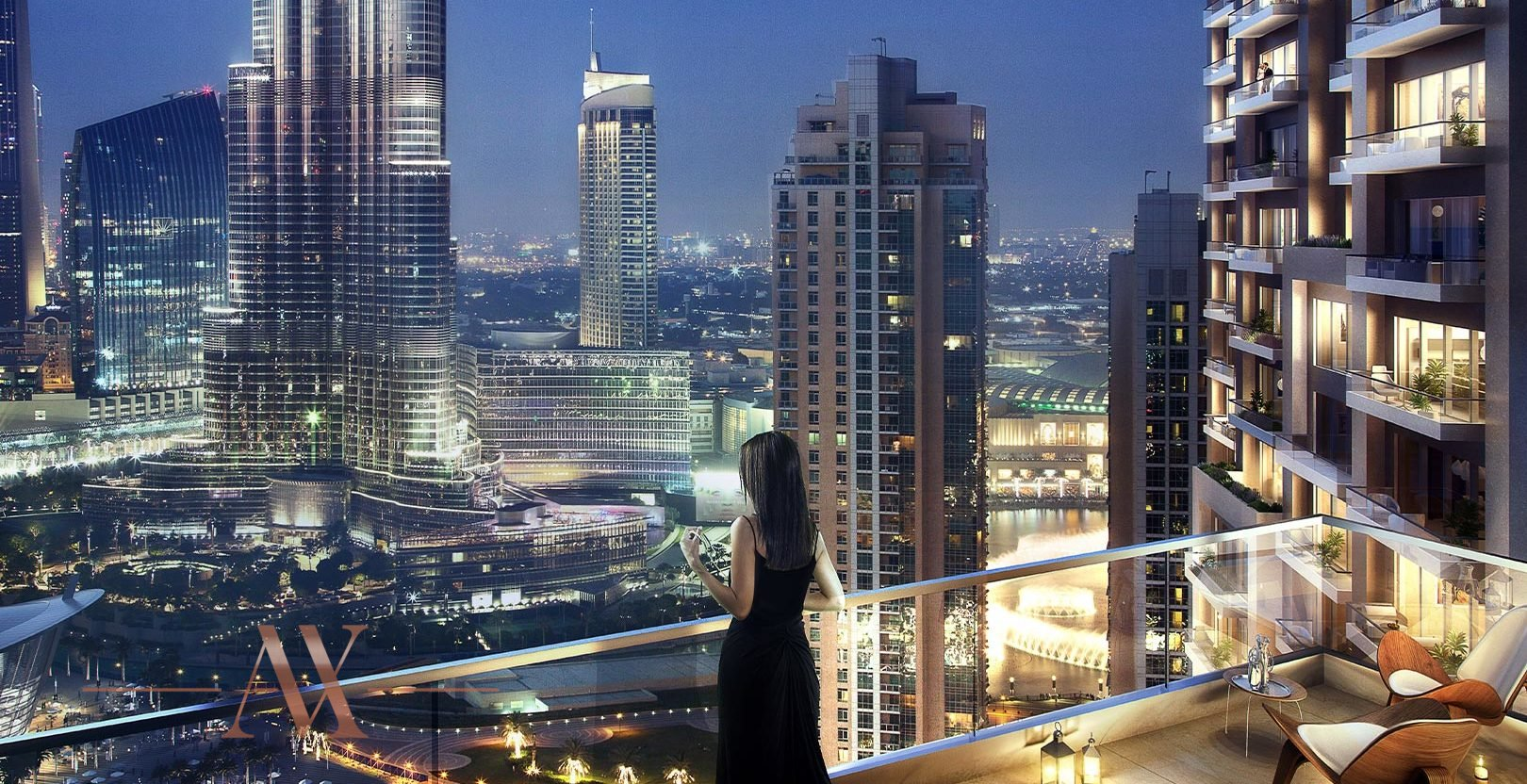 ACT ONE | ACT TWO TOWERS, Downtown Dubai, EAU – foto 5