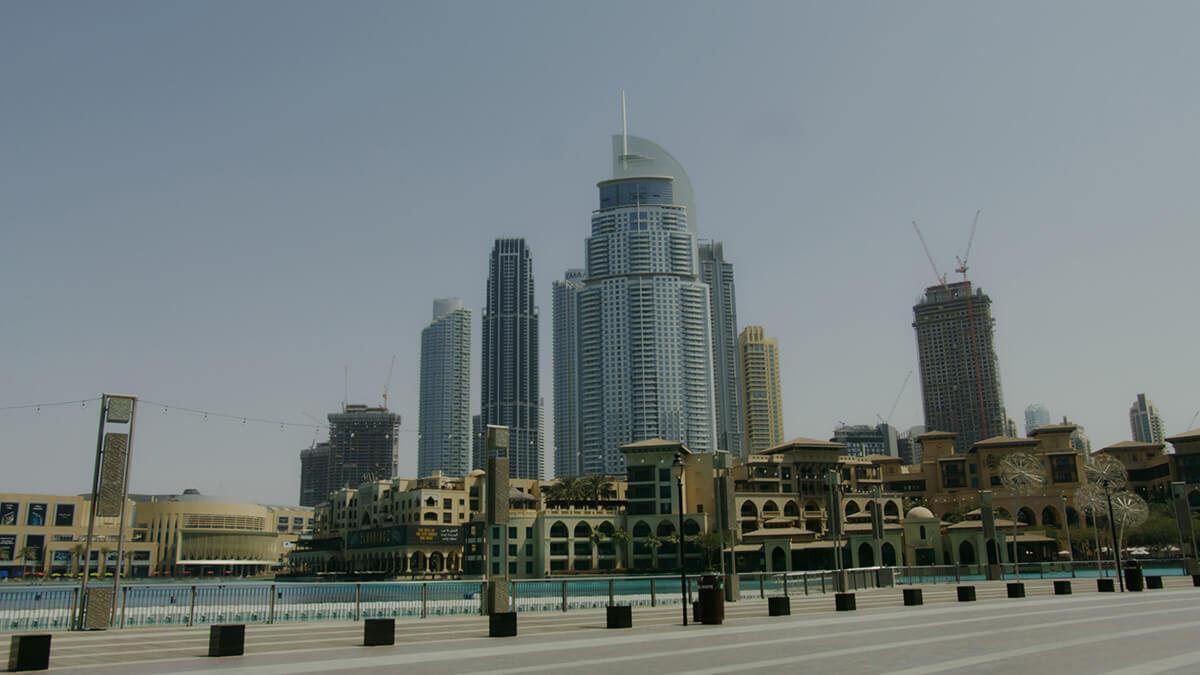 Элитная недвижимость в Дубаях
