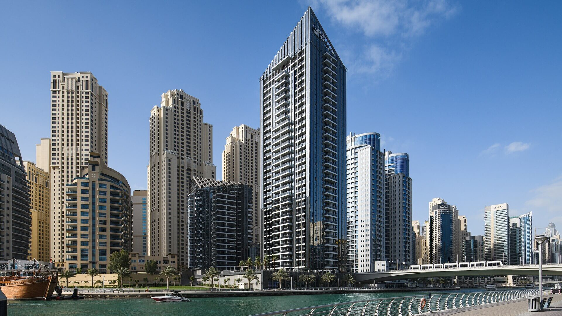 SPARKLE TOWERS, Dubai Marina, EAU – foto 1