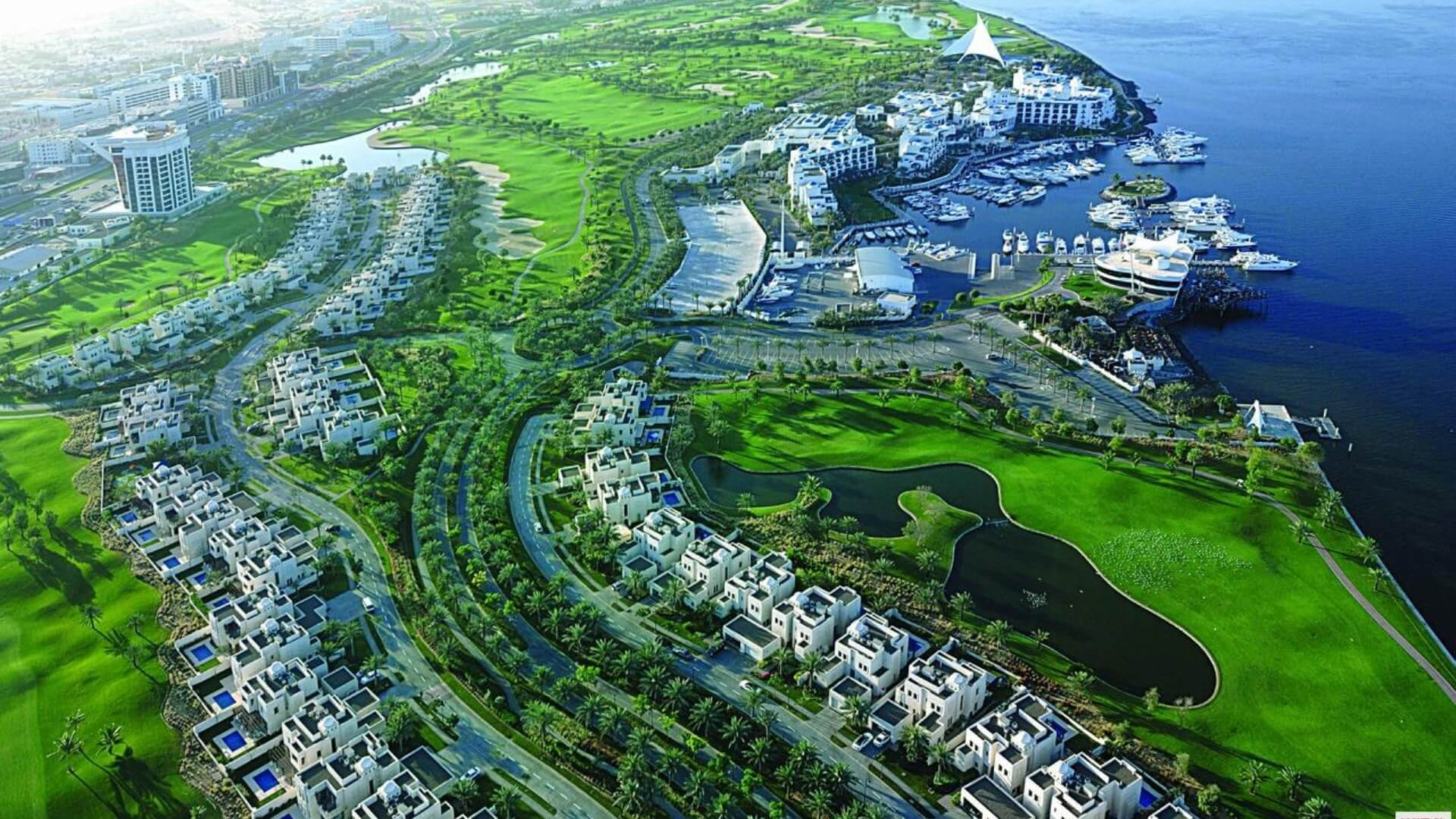 CLUB VILLAS, Dubai Hills Estate, EAU – foto 1