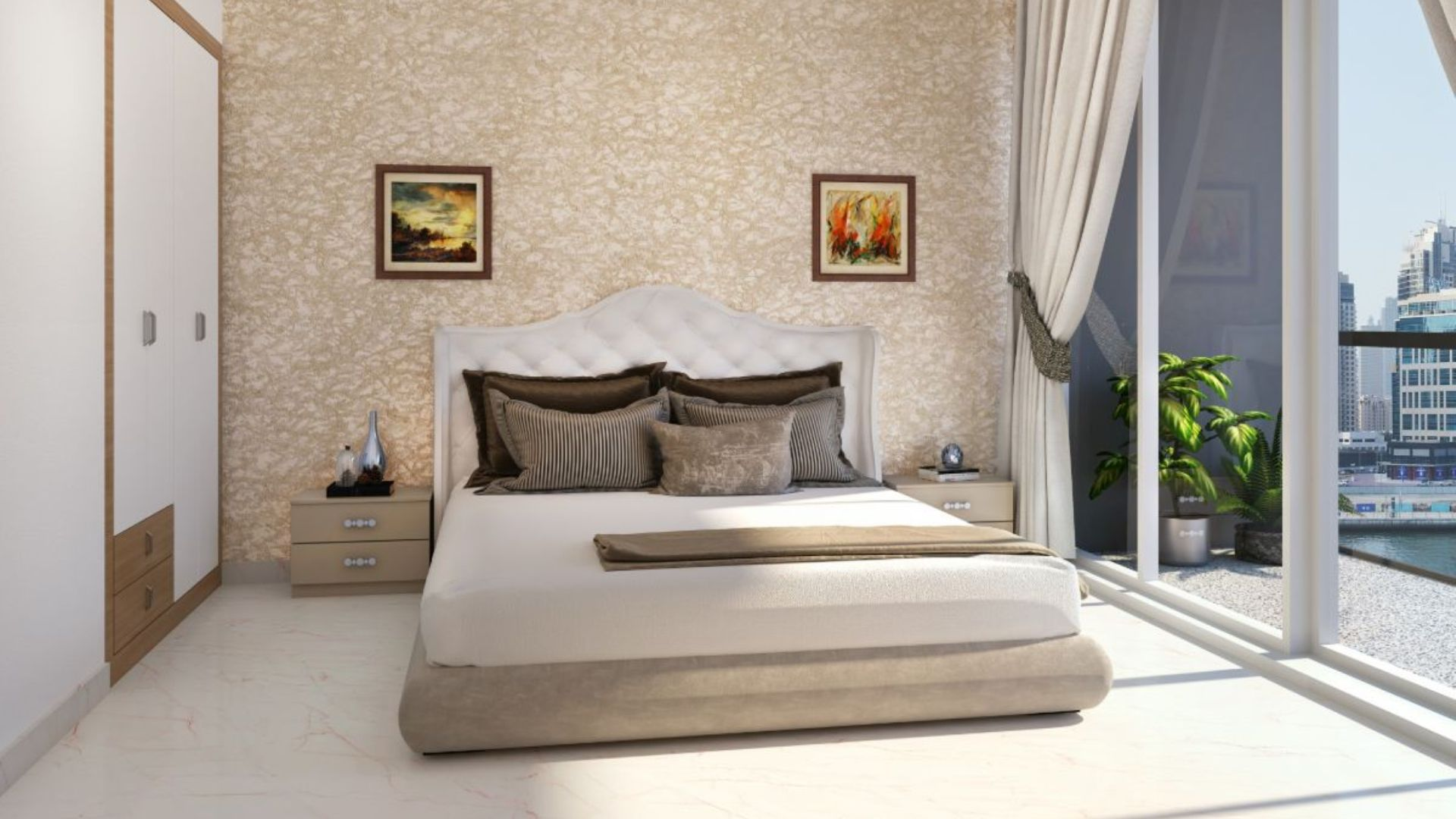 Apartamento en venta en Dubai, EAU, 1 dormitorio, 78 m2, № 24122 – foto 2