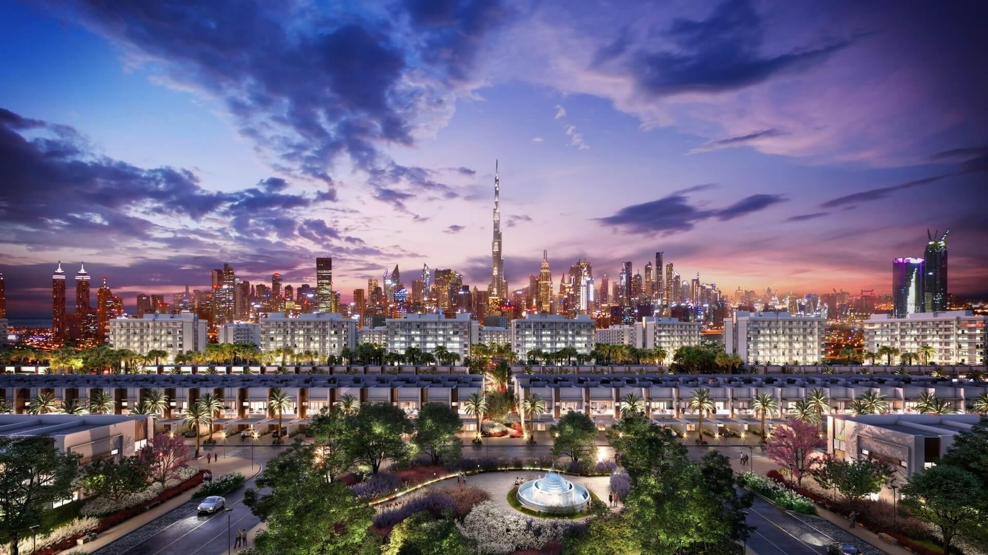 MAG CITY, Mohammed Bin Rashid City, Dubai, EAU – foto 3