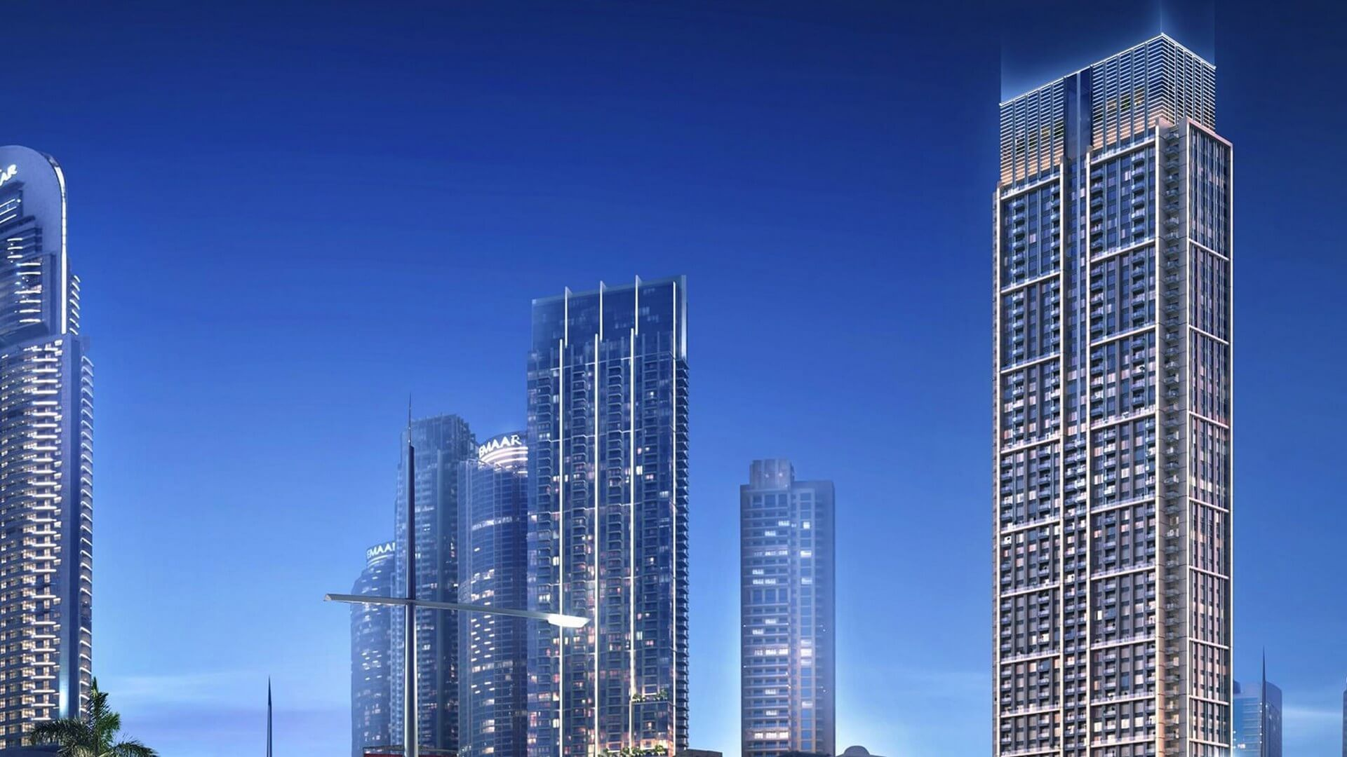 Apartamento en venta en Dubai, EAU, 1 dormitorio, 59 m2, № 24081 – foto 3