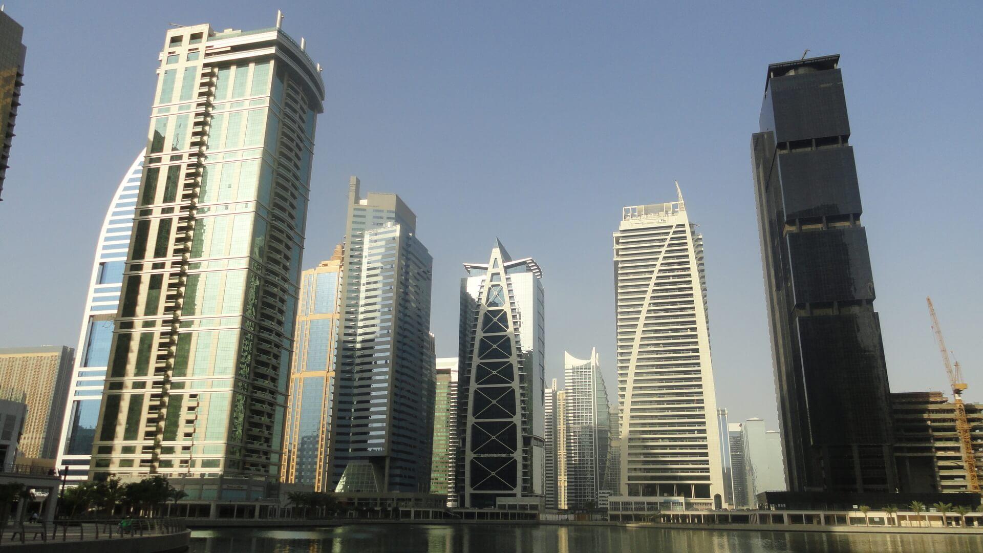 Jumeirah Lake Towers - 2