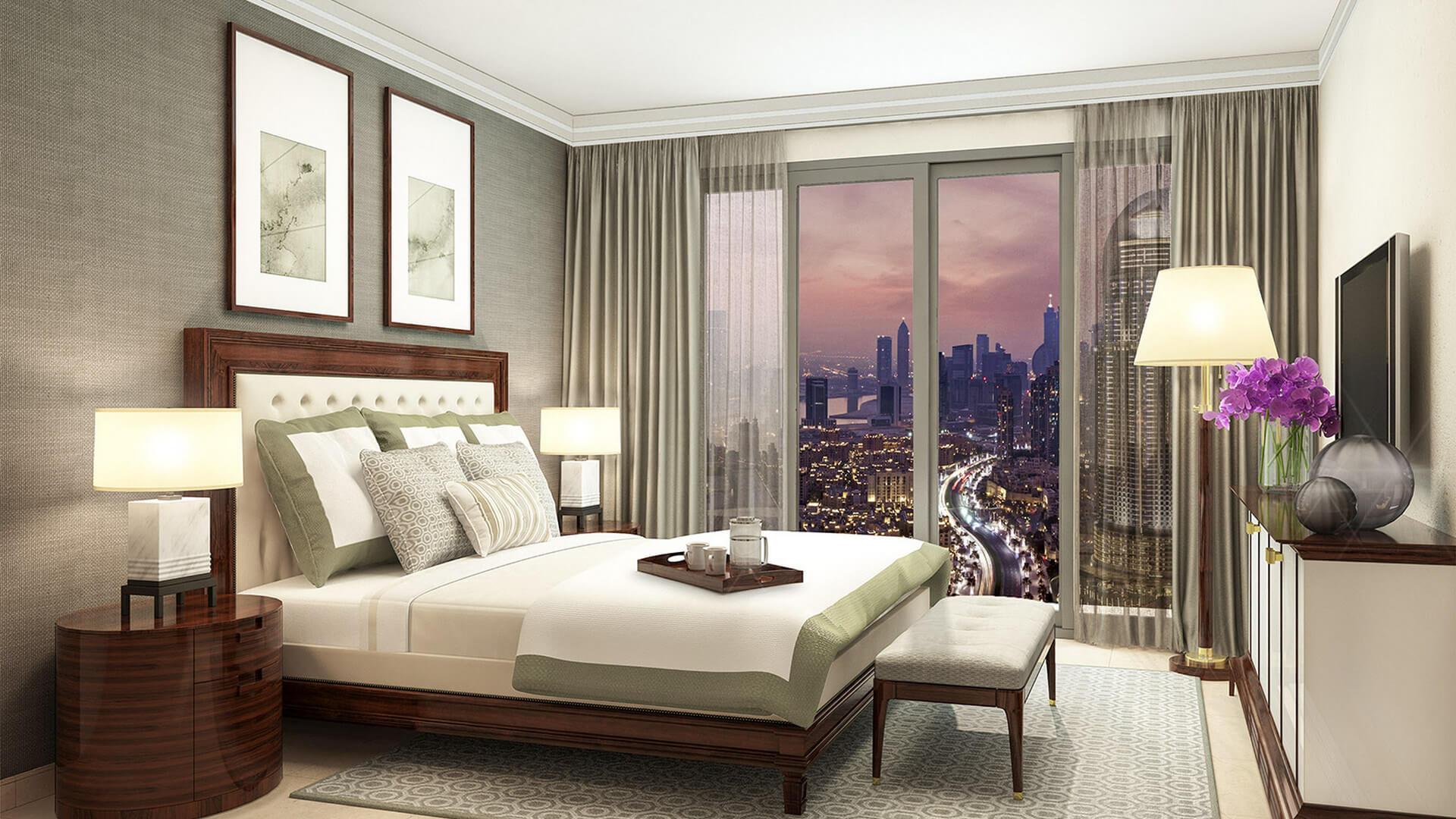 Apartamento en venta en Dubai, EAU, 1 dormitorio, 91 m2, № 24093 – foto 1