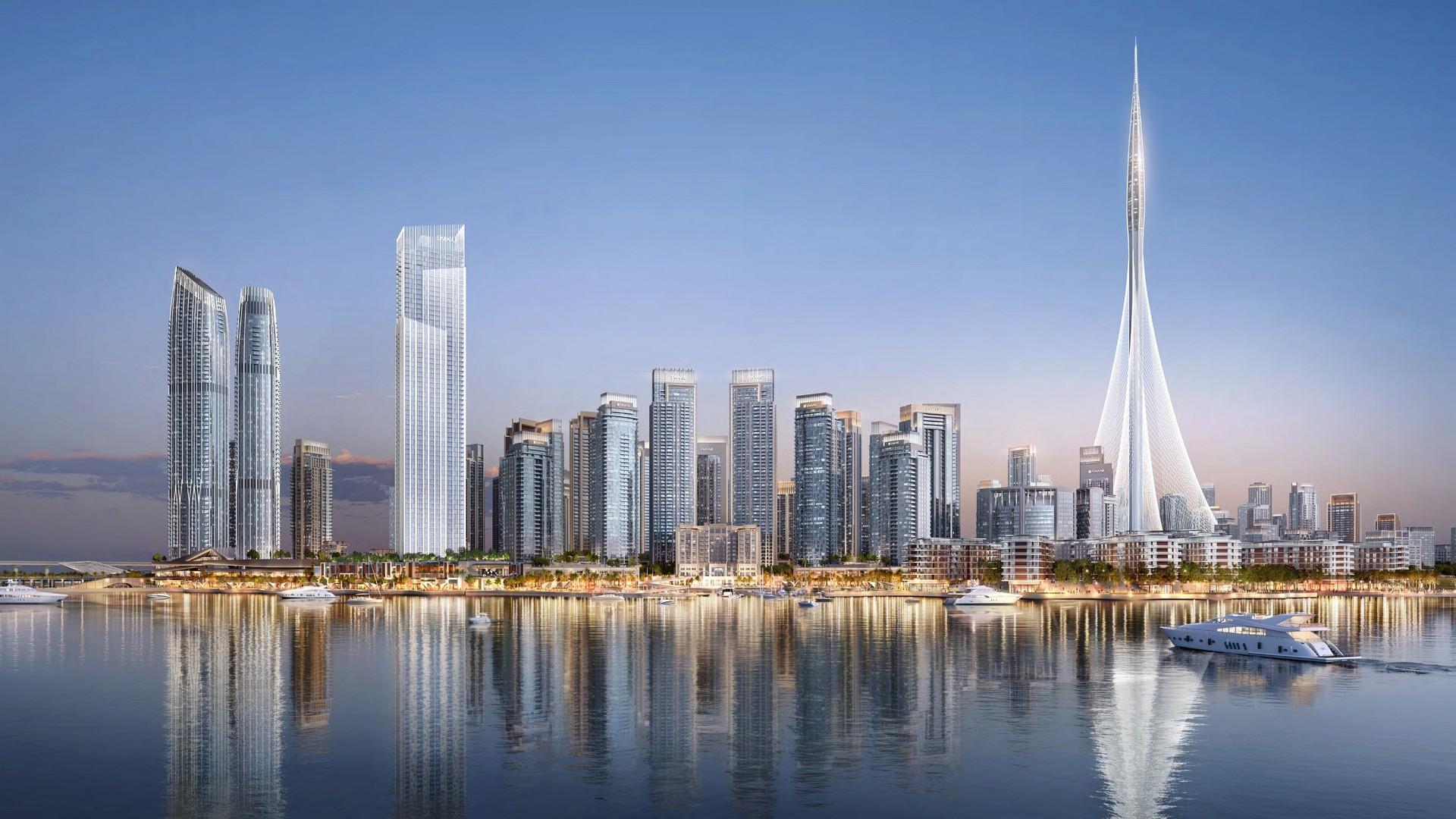 THE GRAND, Dubai Creek Harbour (The Lagoons), EAU – foto 2