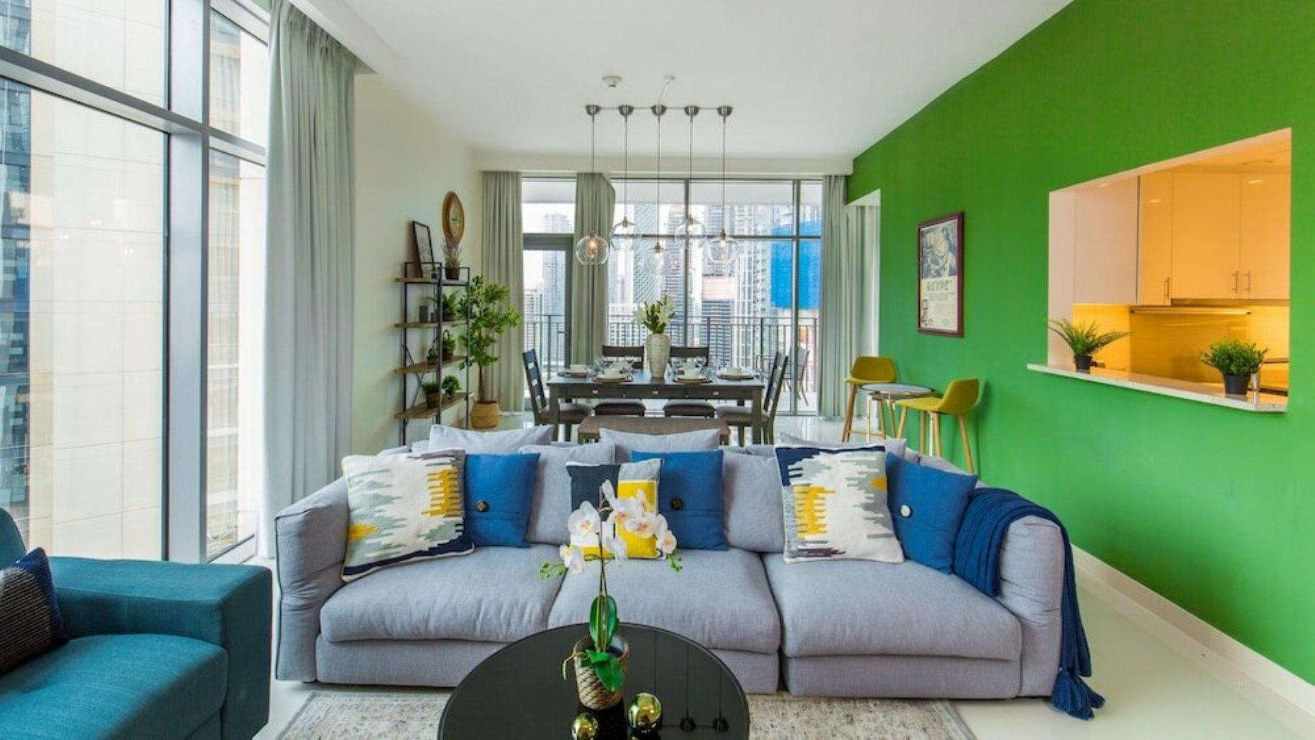 Apartamento en venta en Dubai, EAU, 1 dormitorio, 84 m2, № 24141 – foto 1