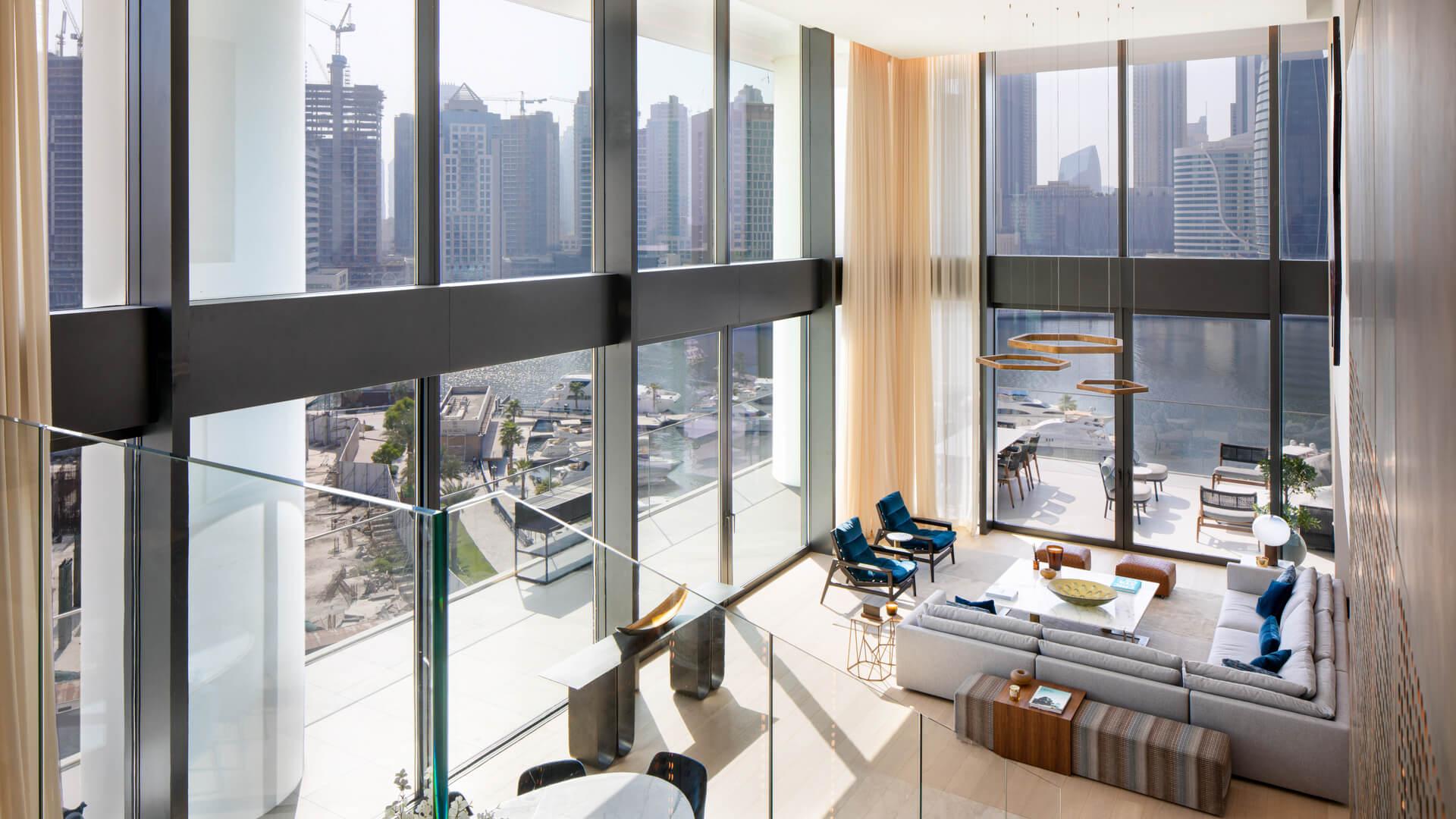 Ático en venta en Dubai, EAU, 5 dormitorios, 1645 m2, № 24060 – foto 9