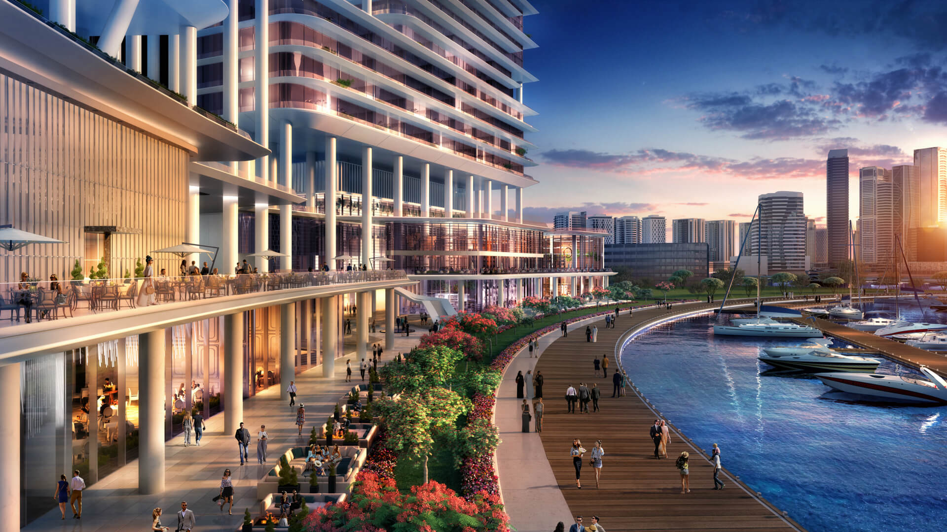 Apartamento en venta en Dubai, EAU, 2 dormitorios, 372 m2, № 24059 – foto 3