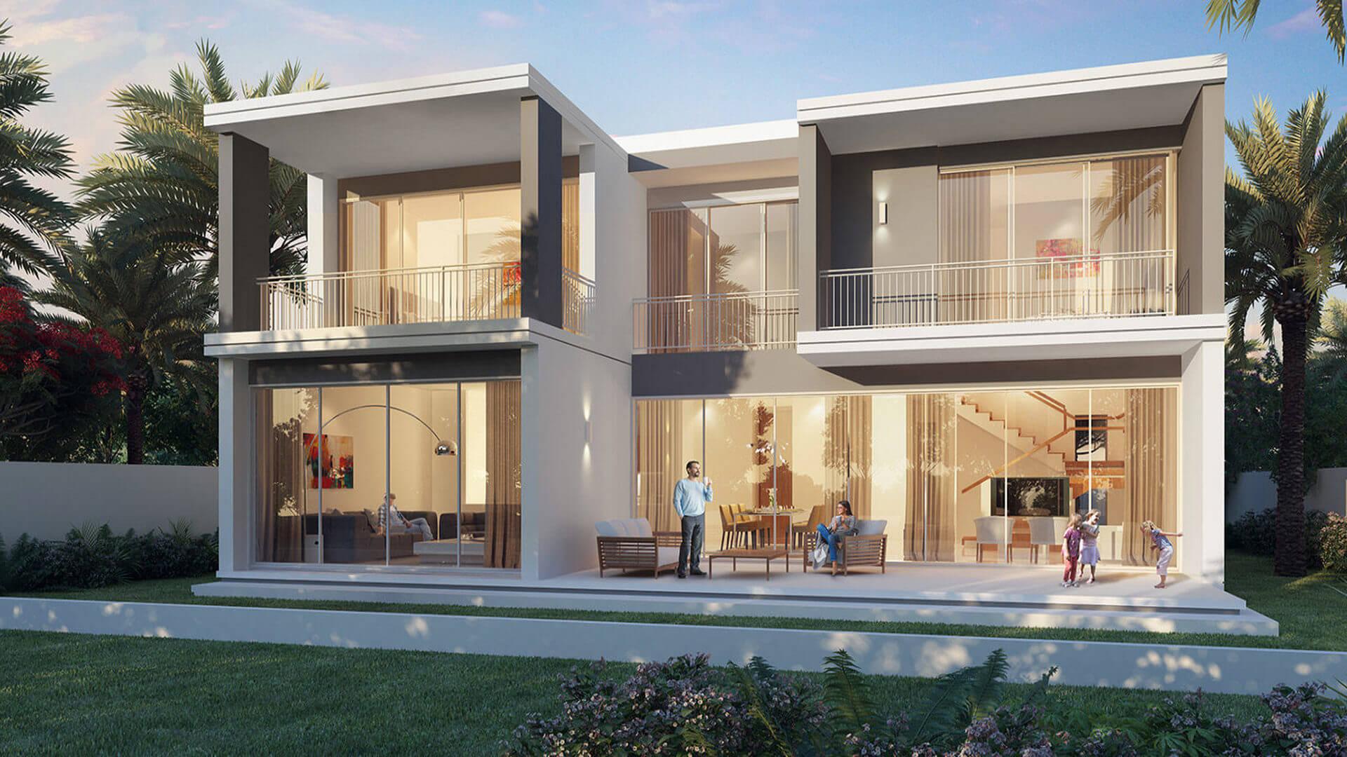 SIDRA VILLAS, Dubai Hills Estate, EAU – foto 3