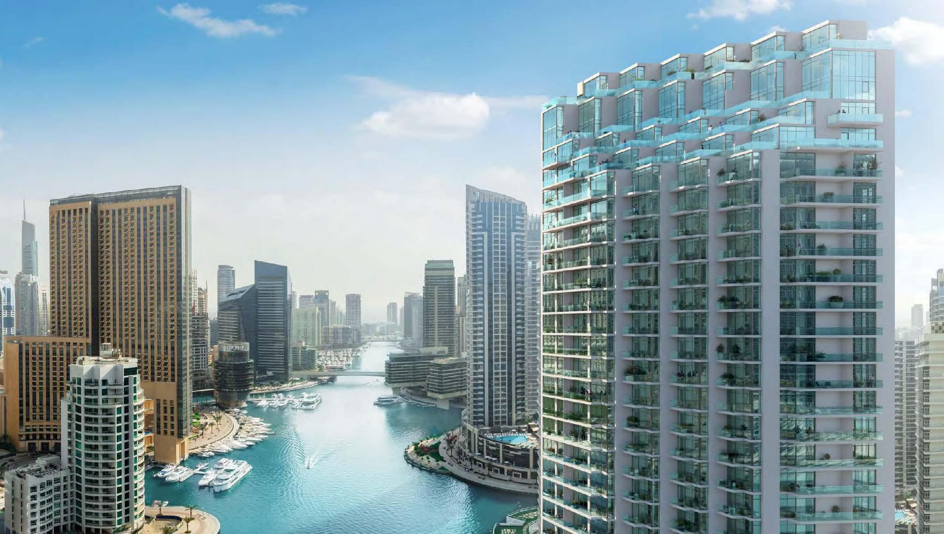 Apartamento en venta en Dubai, EAU, 1 dormitorio, 93 m2, № 24069 – foto 2