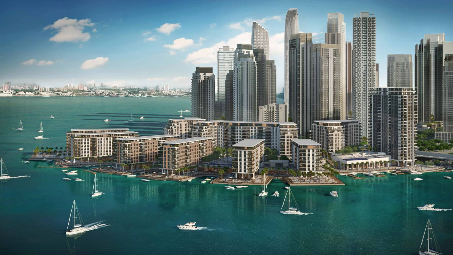 THE COVE, Dubai Creek Harbour (The Lagoons), EAU – foto 3