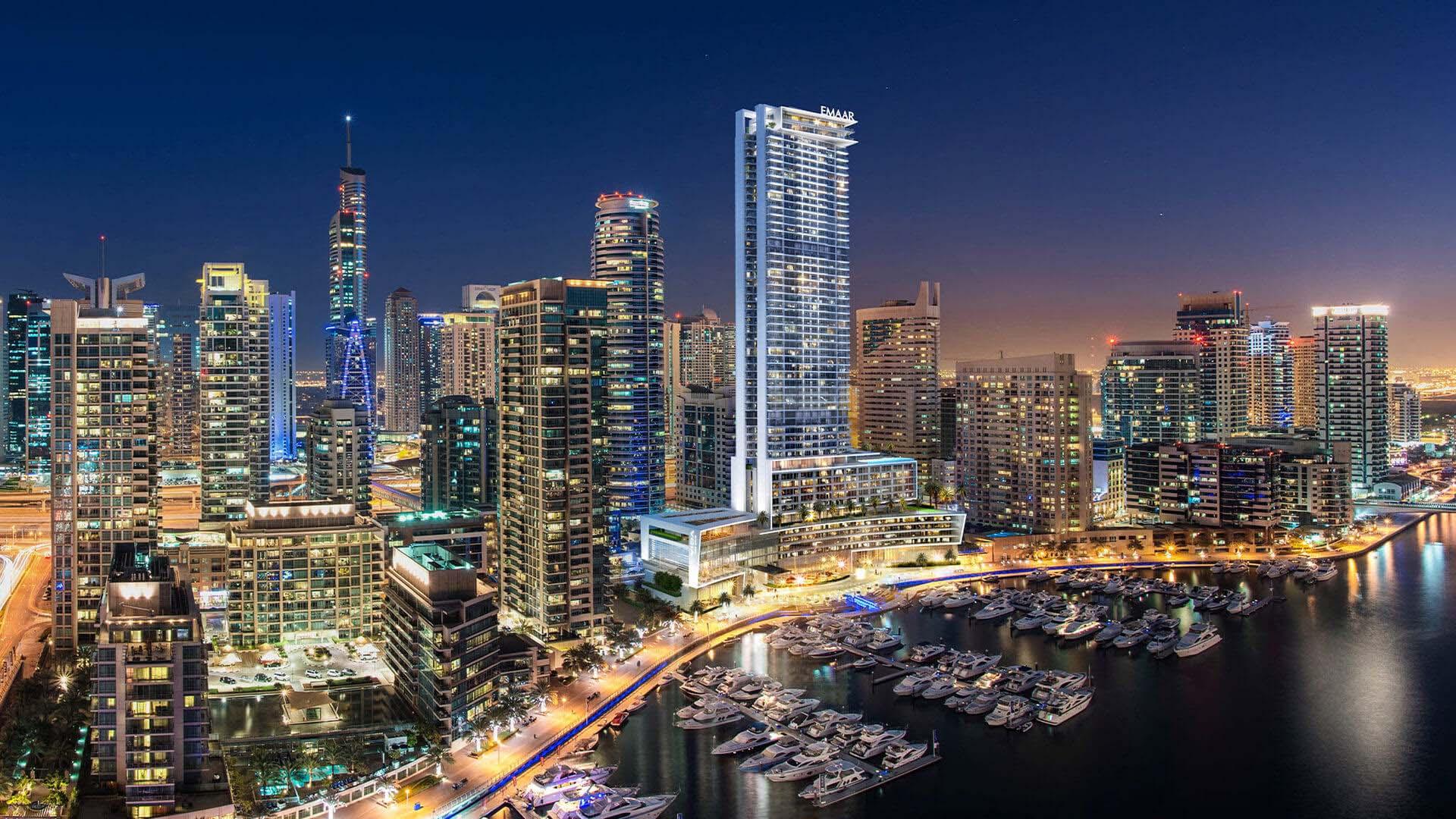 Apartamento en venta en Dubai, EAU, 1 dormitorio, 69 m2, № 24101 – foto 2
