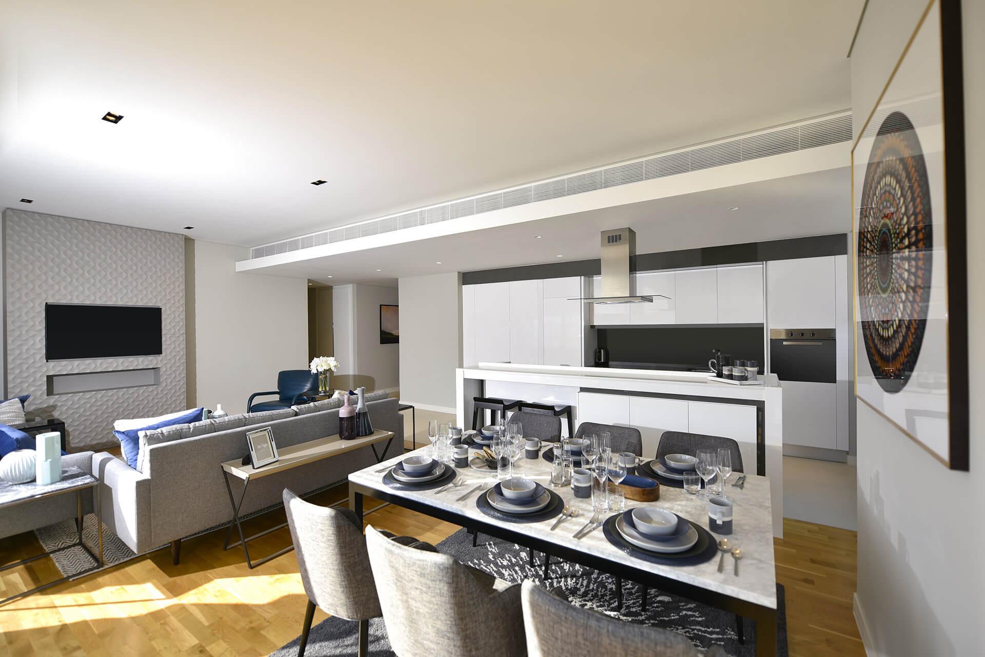Apartamento en venta en Dubai, EAU, 1 dormitorio, 103 m2, № 24030 – foto 1