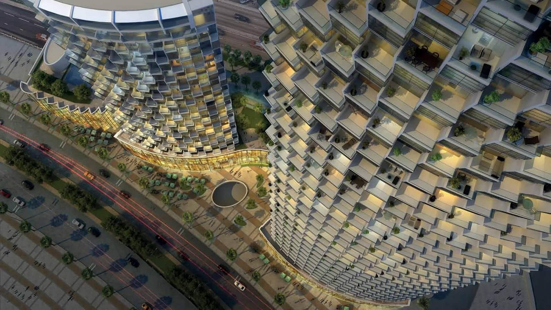 Apartamento en venta en Dubai, EAU, 1 dormitorio, 81 m2, № 24091 – foto 3