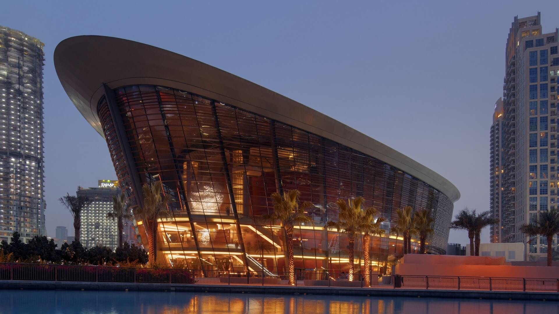 OPERA GRAND, Downtown Dubai, EAU – foto 4