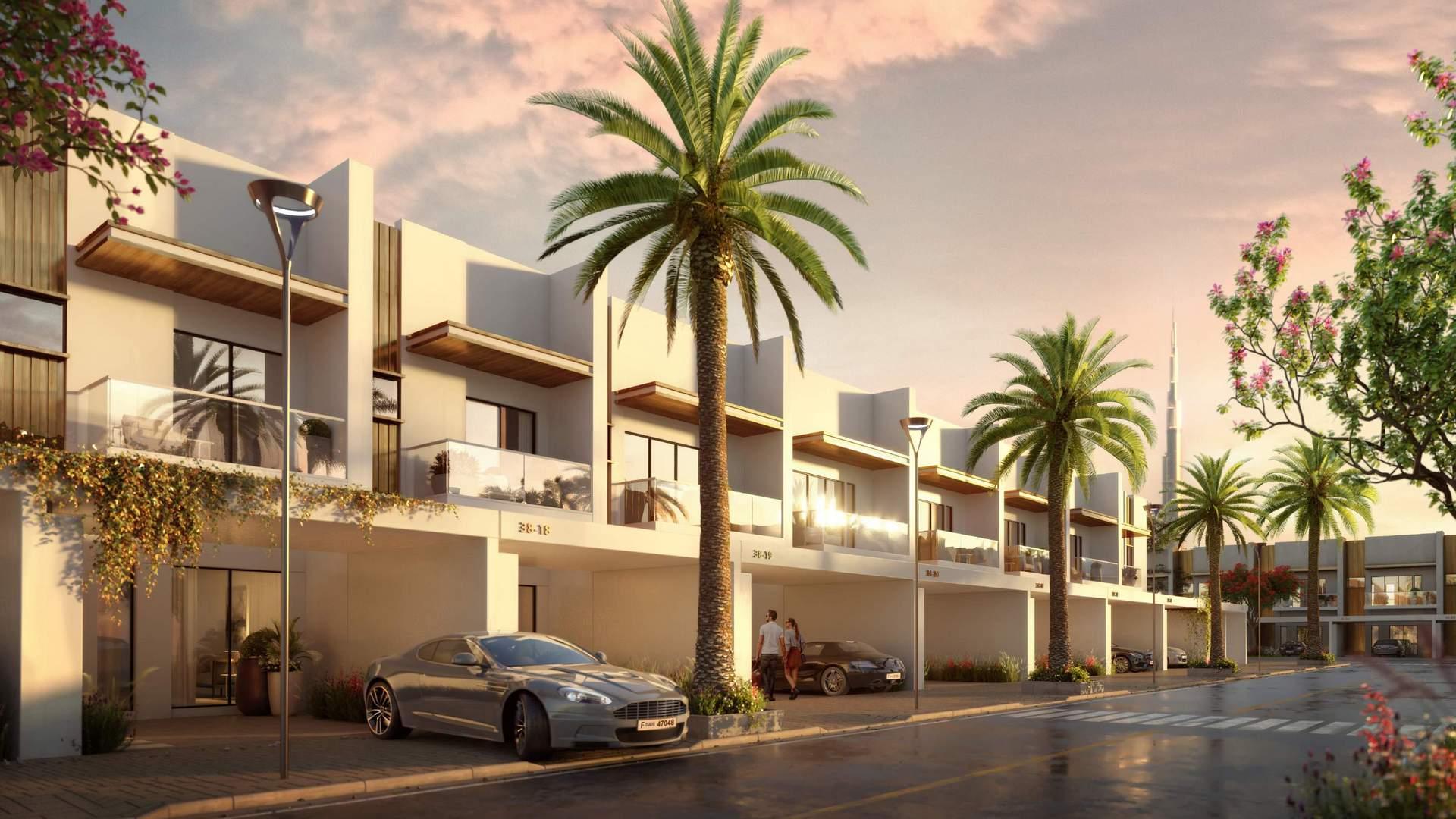 Adosado en venta en Dubai, EAU, 4 dormitorios, 418 m2, № 24056 – foto 6