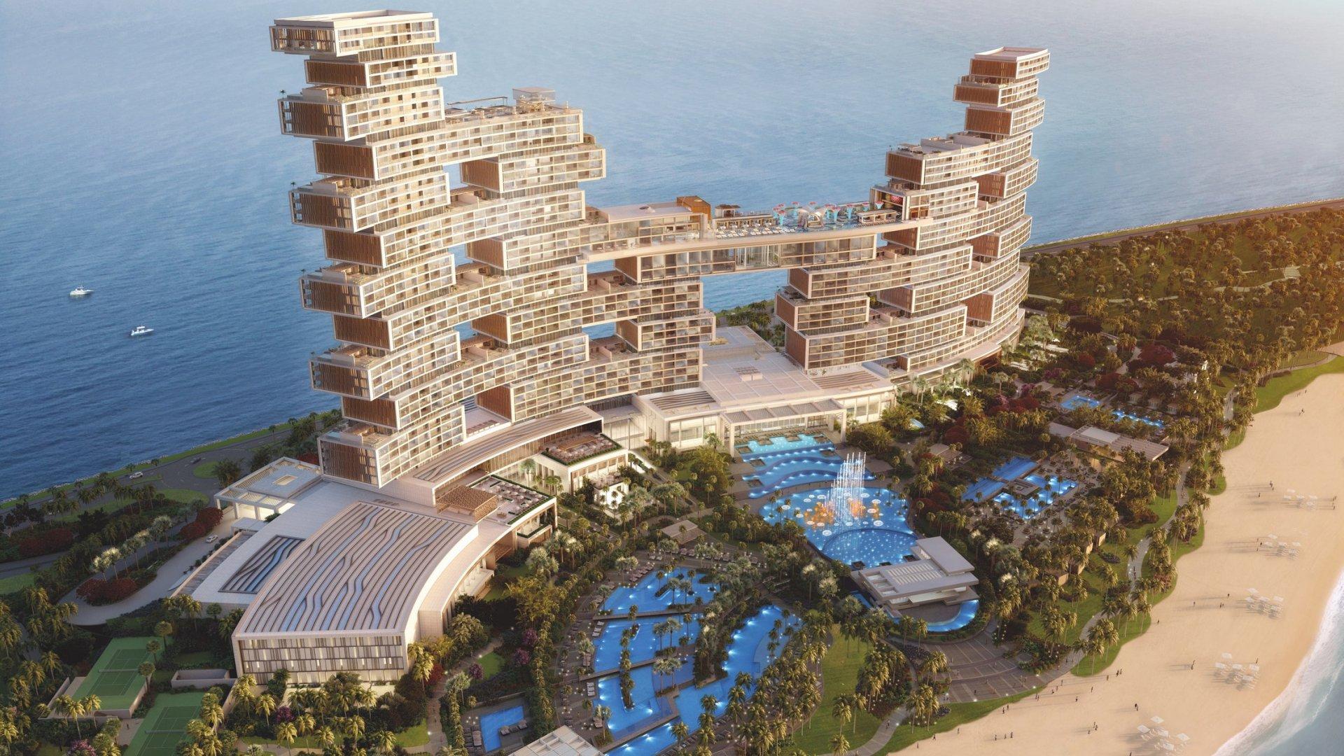 ROYAL ATLANTIS RESORT & RESIDENCES, Palm Jumeirah, Dubai, EAU – foto 7