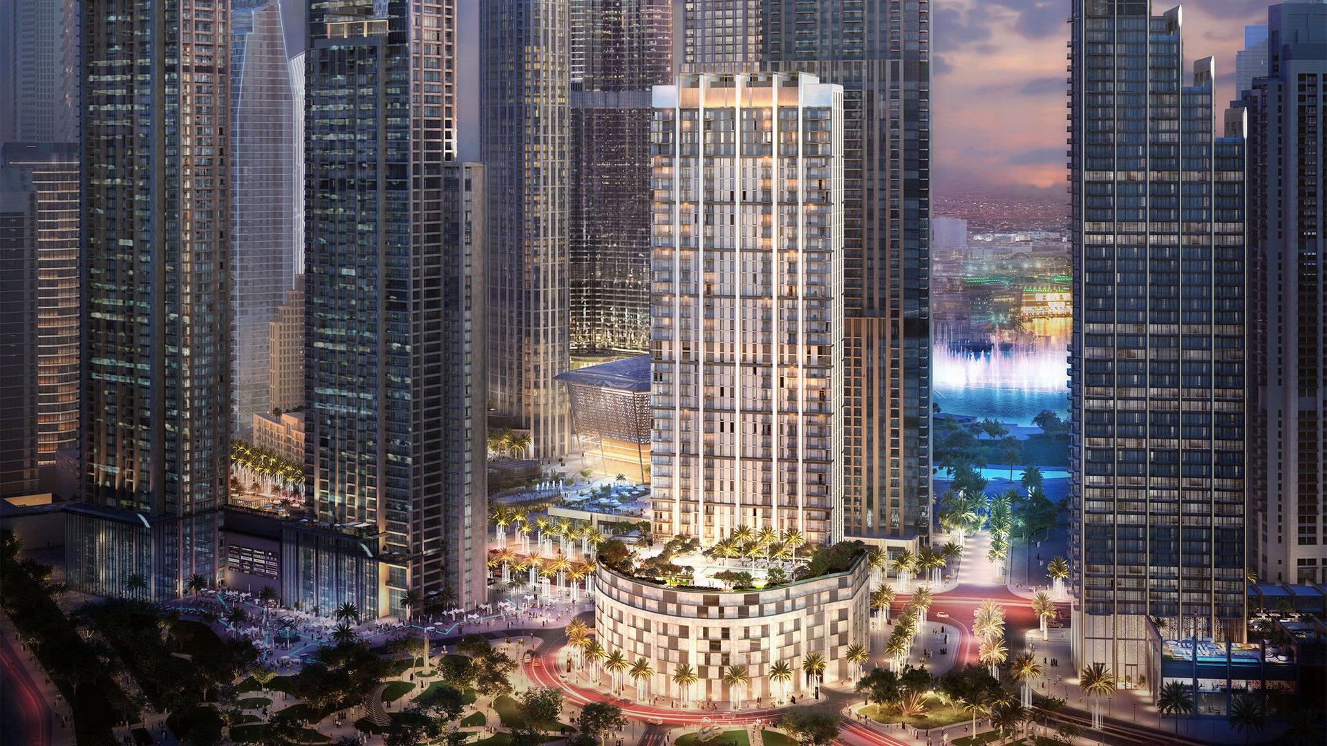 BURJ CROWN, Downtown Dubai, EAU – foto 1