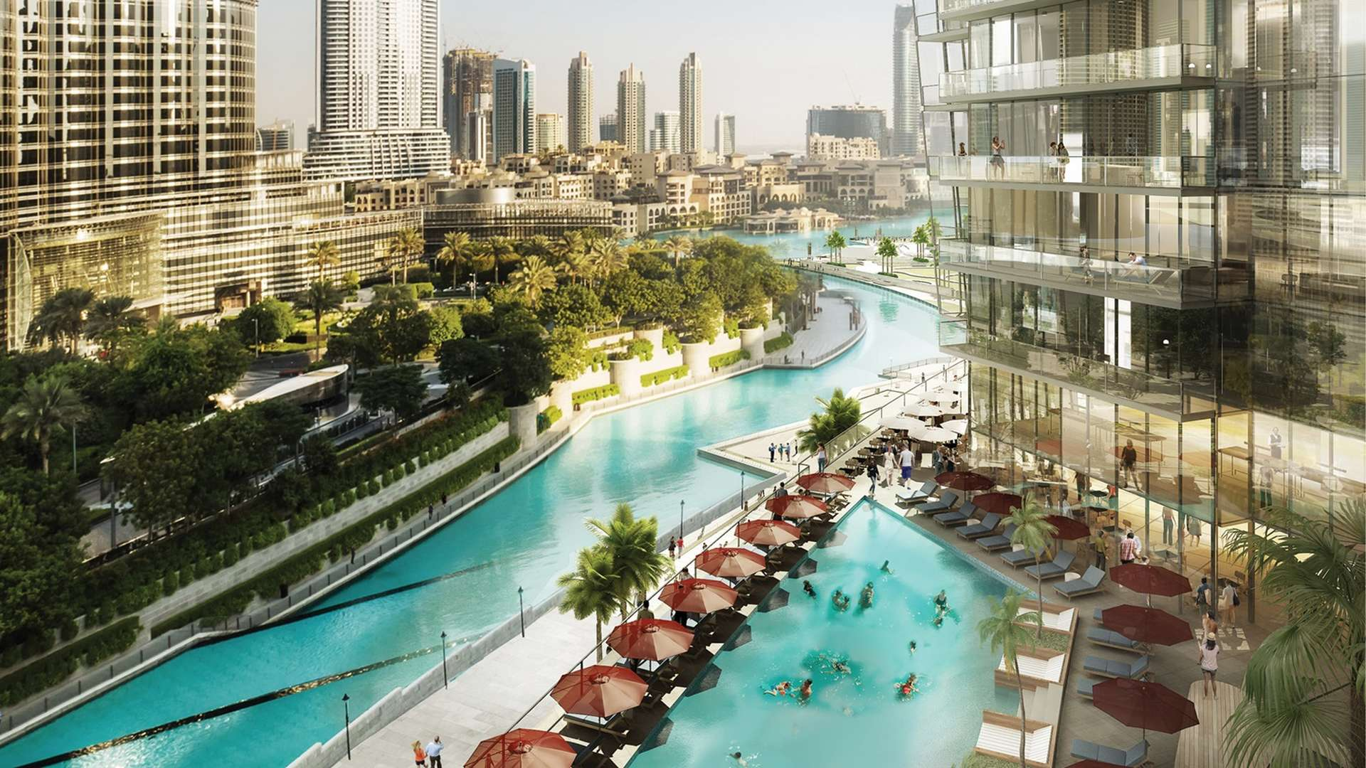 THE ADDRESS RESIDENCES DUBAI OPERA, Downtown Dubai, EAU – foto 4