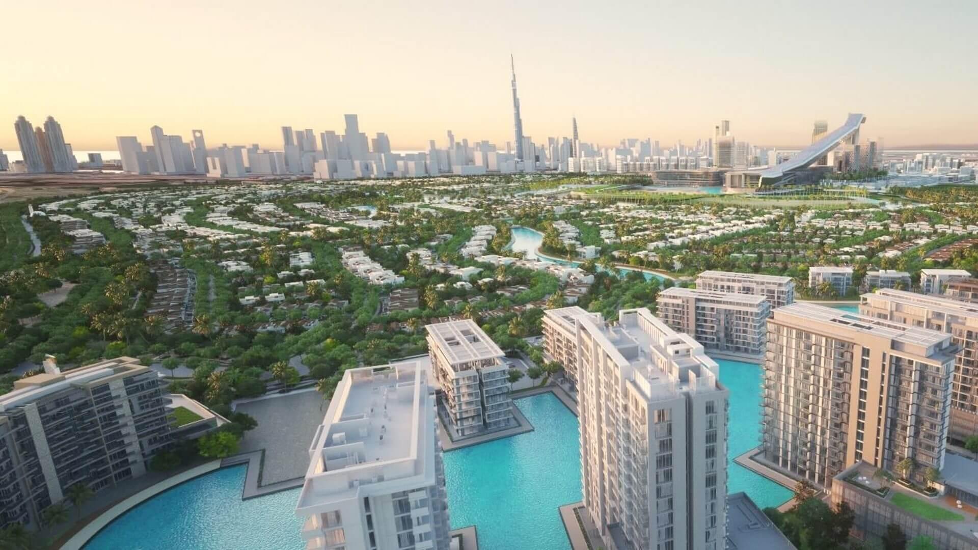 Ciudad Mohammed Bin Rashid (Ciudad MBR) - 4