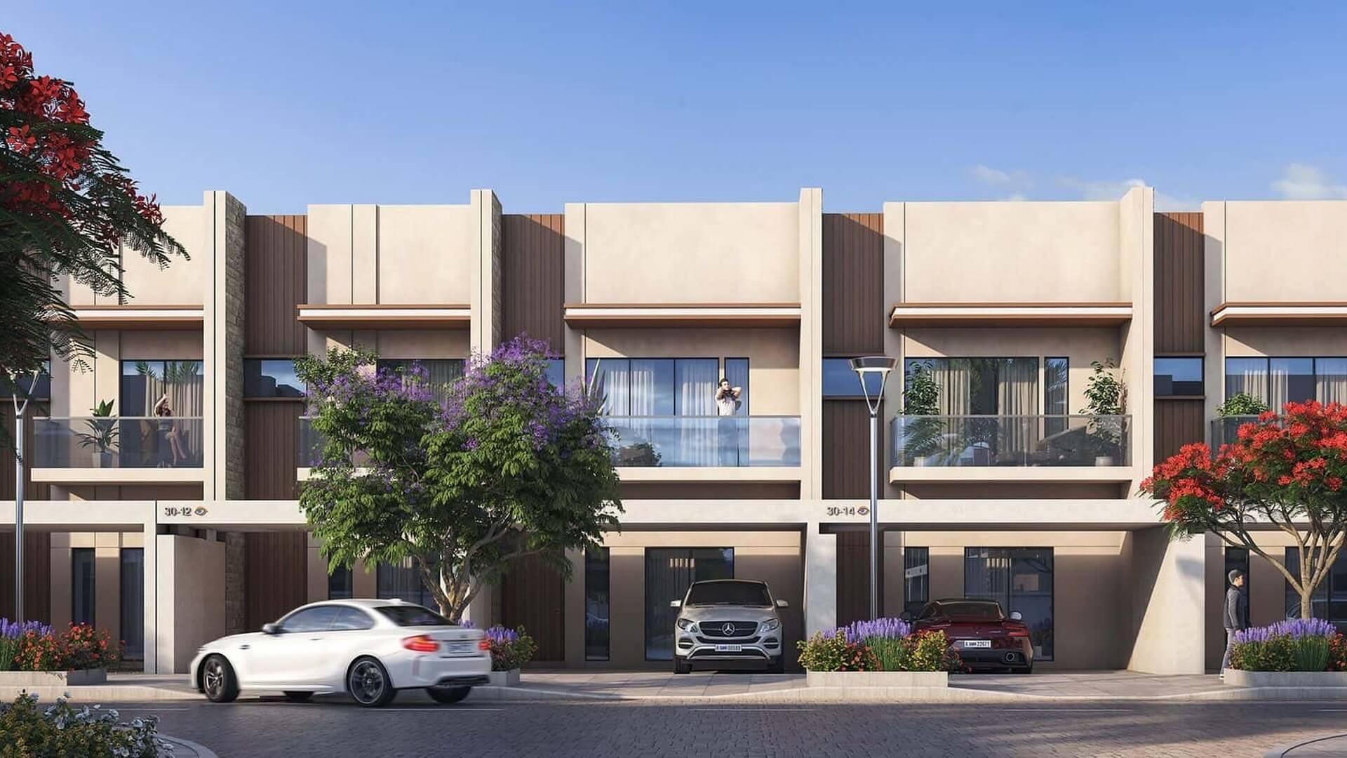 Adosado en venta en Dubai, EAU, 4 dormitorios, 418 m2, № 24056 – foto 1