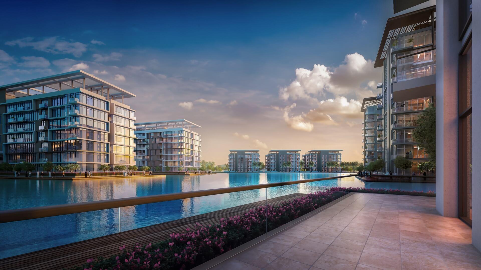Ciudad Mohammed Bin Rashid (Ciudad MBR) - 5