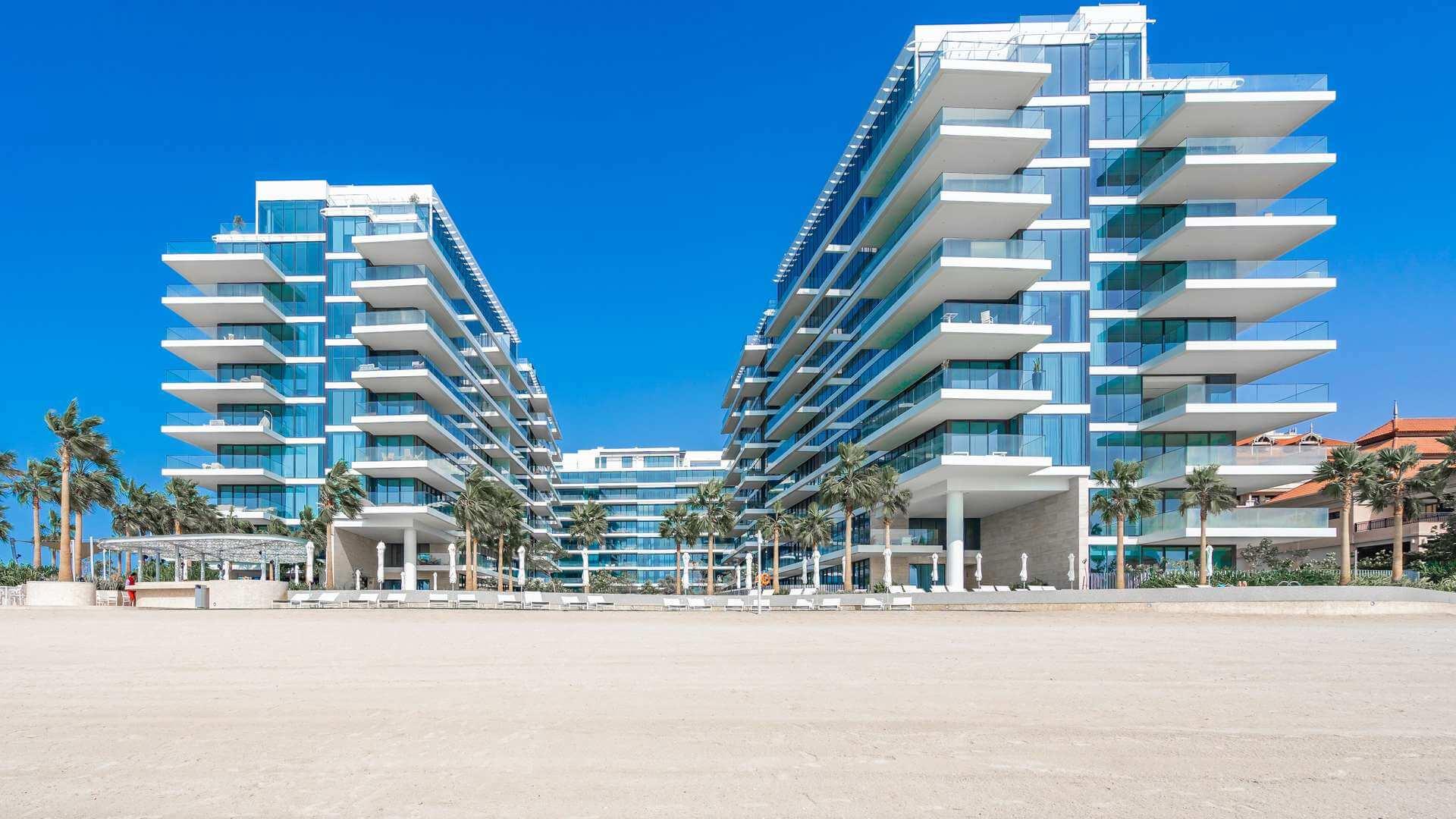 SERENIA RESIDENCES, Palm Jumeirah, Dubai, EAU – foto 4