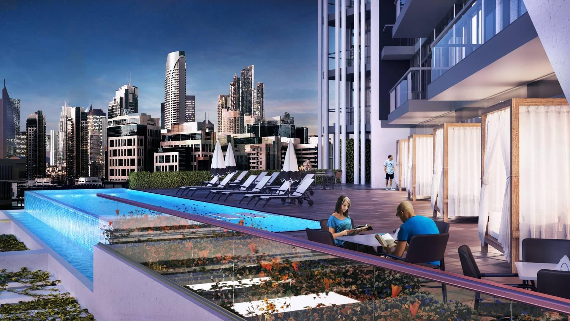 BAYZ TOWER, Business Bay, Dubai, EAU – foto 5
