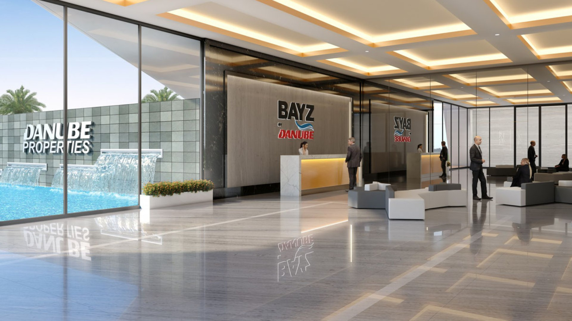 BAYZ TOWER, Business Bay, Dubai, EAU – foto 3