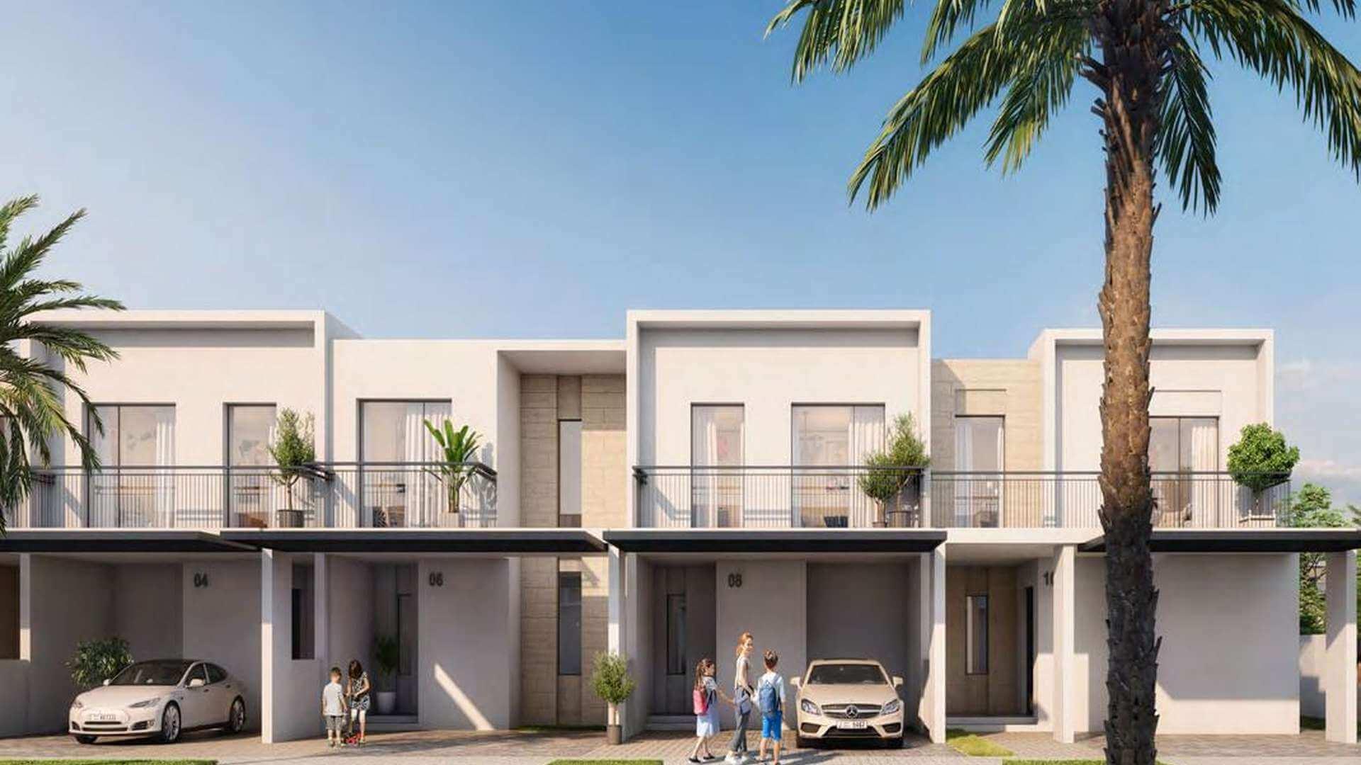 Villa en venta en Dubai, EAU, 3 dormitorios, 180 m2, № 24047 – foto 4