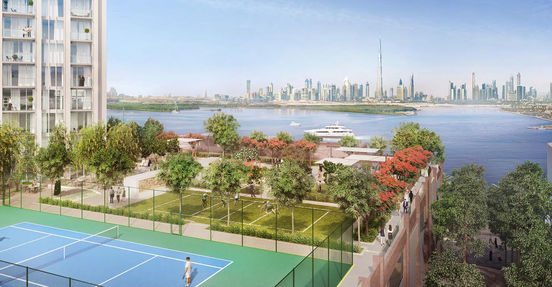 THE GRAND, Dubai Creek Harbour (The Lagoons), EAU – foto 3