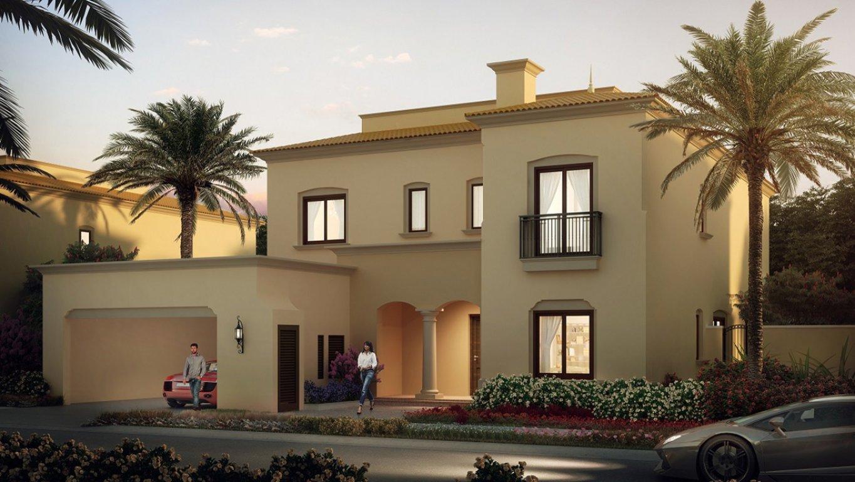 Villa en venta en Dubai, EAU, 5 dormitorios, 450 m2, № 24129 – foto 3