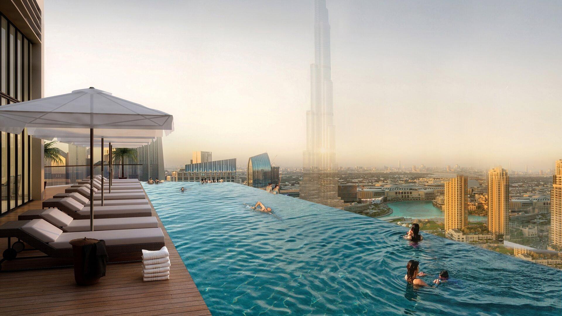 PARAMOUNT TOWER HOTEL & RESIDENCES, Business Bay, Dubai, EAU – foto 2