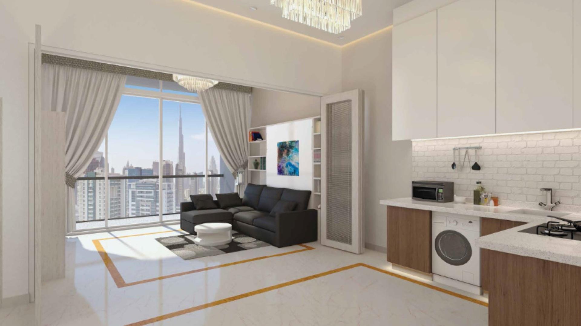 Apartamento en venta en Dubai, EAU, 1 dormitorio, 78 m2, № 24122 – foto 3
