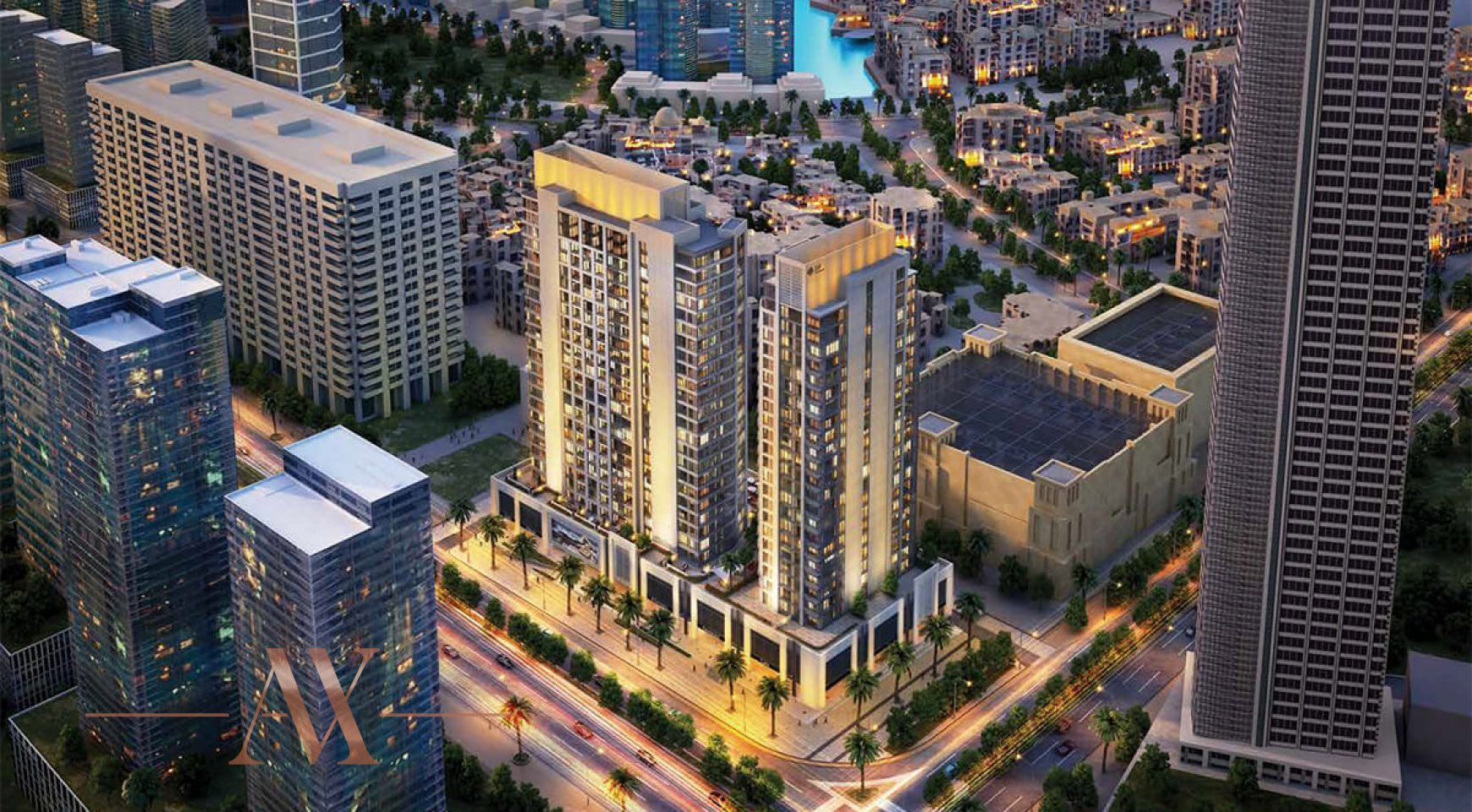 Apartamento en venta en Dubai, EAU, 2 dormitorios, 184 m2, № 23835 – foto 6