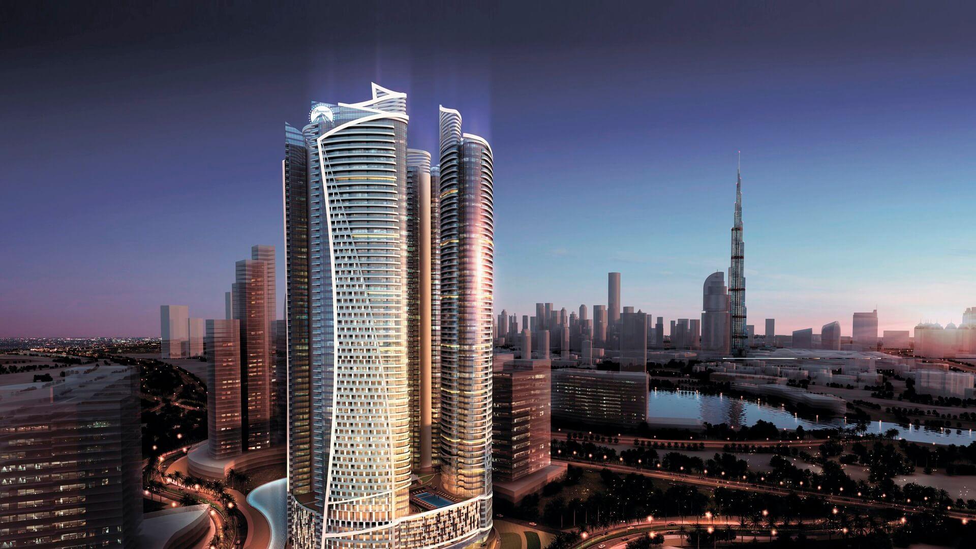 Apartamento en venta en Dubai, EAU, 1 dormitorio, 97 m2, № 24067 – foto 5