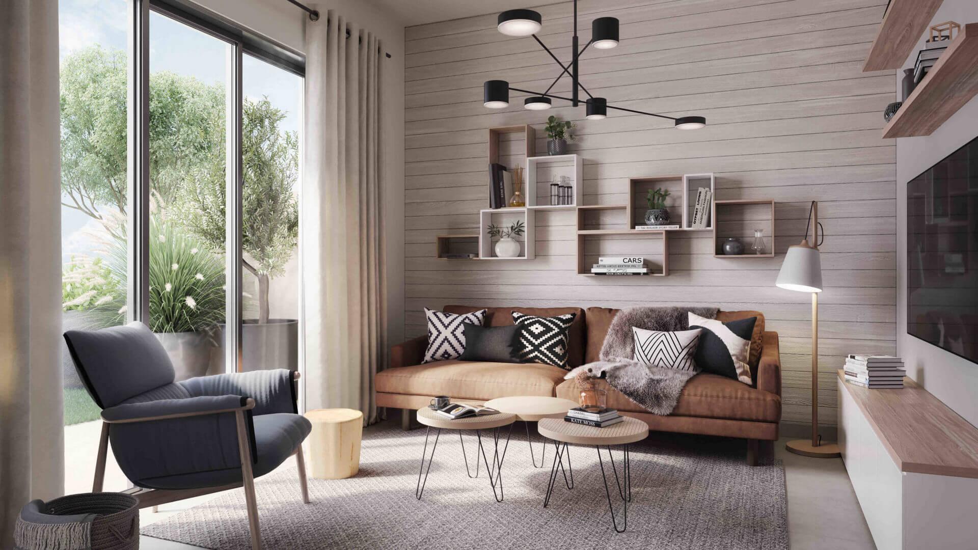 Villa en venta en Dubai, EAU, 3 dormitorios, 180 m2, № 24047 – foto 1