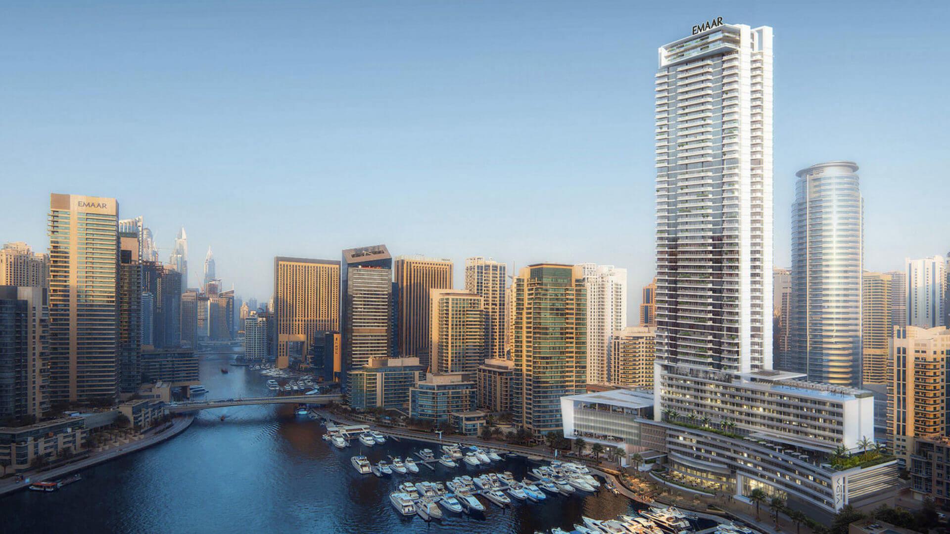 VIDA RESIDENCES DUBAI MARINA, Dubai Marina, EAU – foto 1