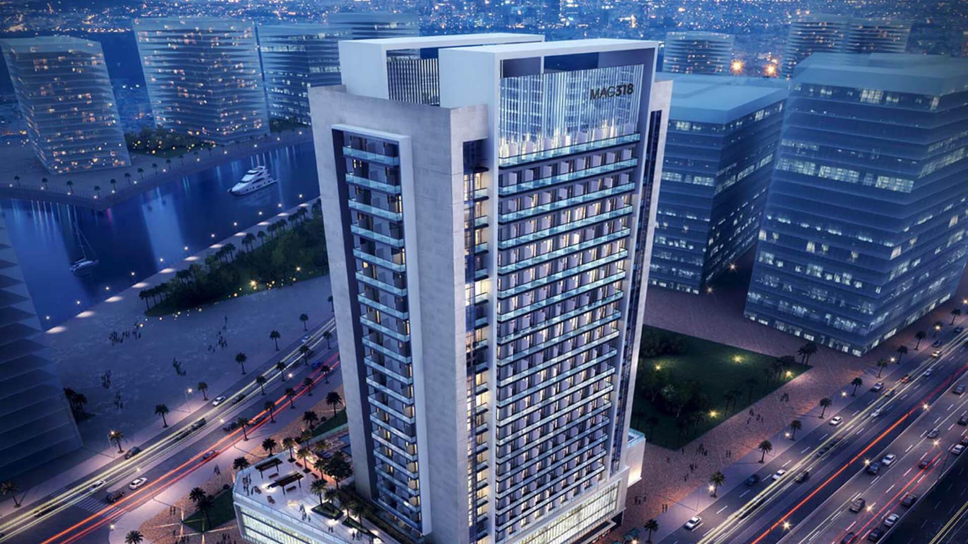 Apartamento en venta en Dubai, EAU, 1 dormitorio, 81 m2, № 24110 – foto 3