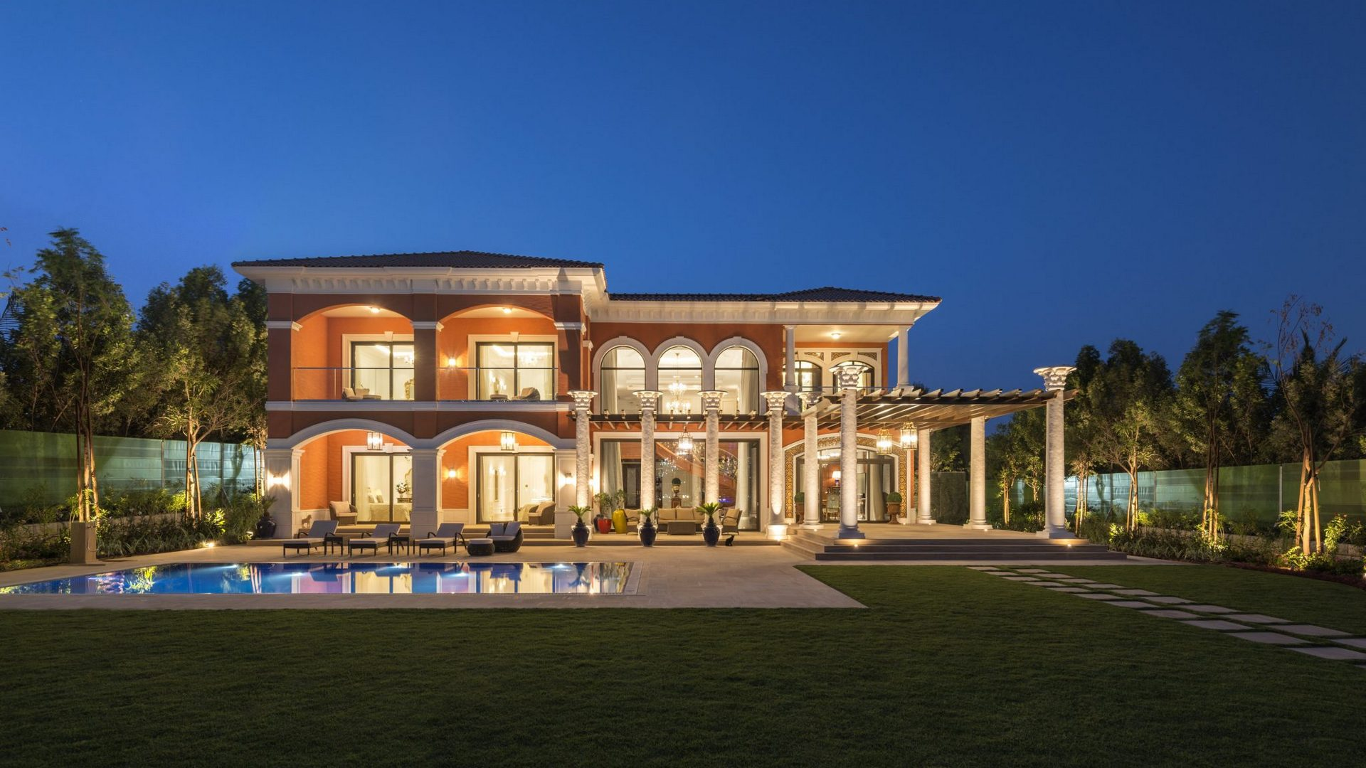 Villa en venta en Dubai, EAU, 7 dormitorios, 1051 m2, № 23846 – foto 8