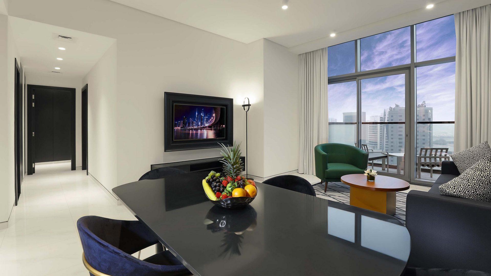 Apartamento en venta en Dubai, EAU, 1 dormitorio, 118 m2, № 24113 – foto 1