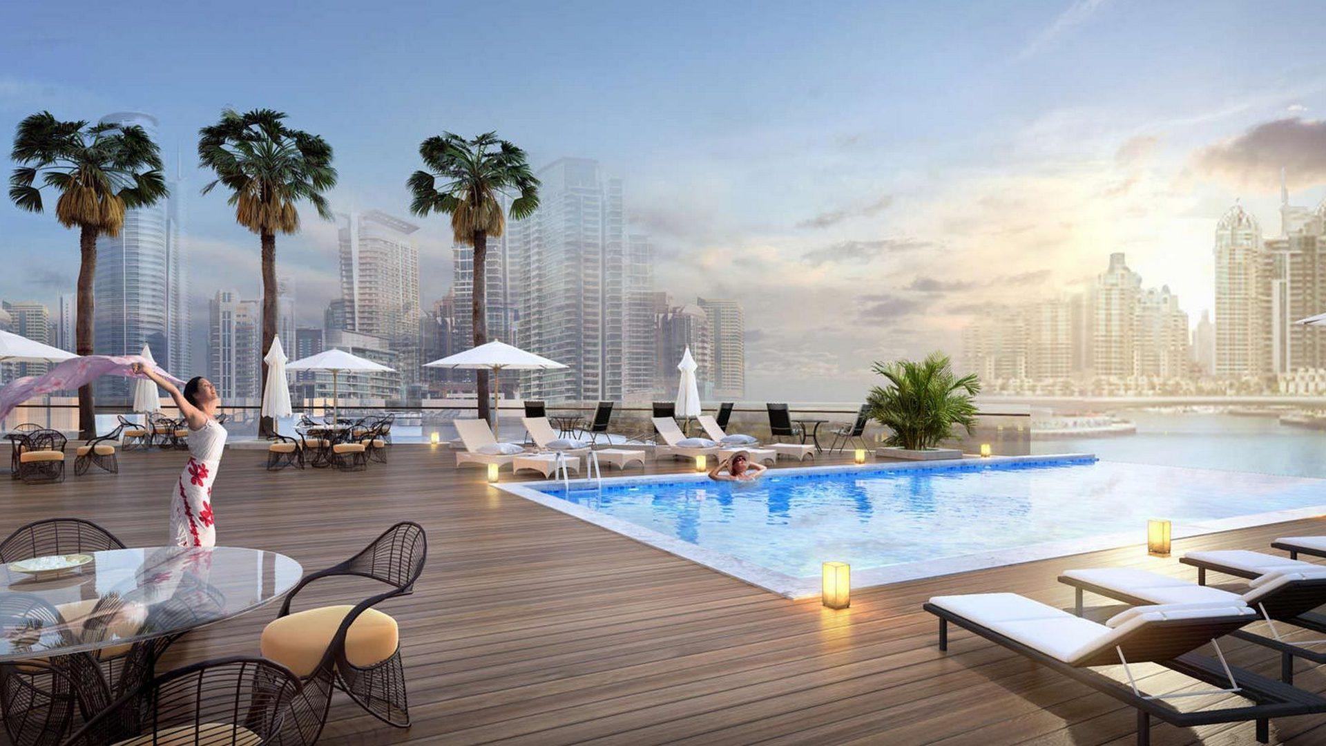 Apartamento en venta en Dubai, EAU, 1 dormitorio, 93 m2, № 24069 – foto 3