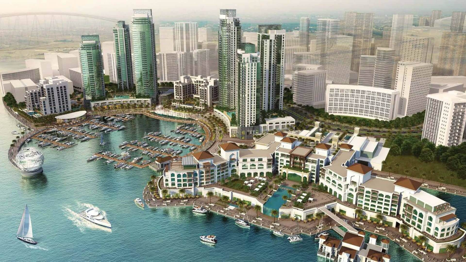 DUBAI CREEK RESIDENCES, Dubai Creek Harbour (The Lagoons), EAU – foto 6