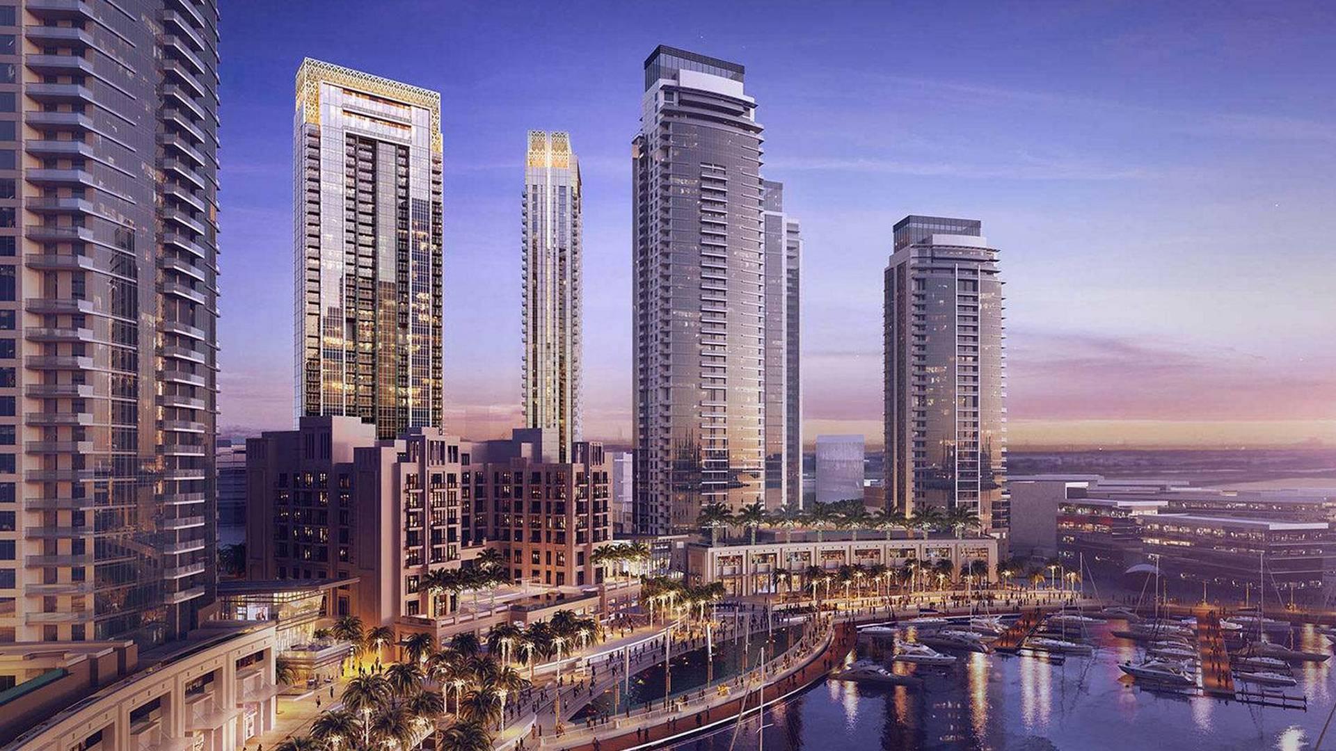 CREEKSIDE 18, Dubai Creek Harbour (The Lagoons), EAU – foto 3
