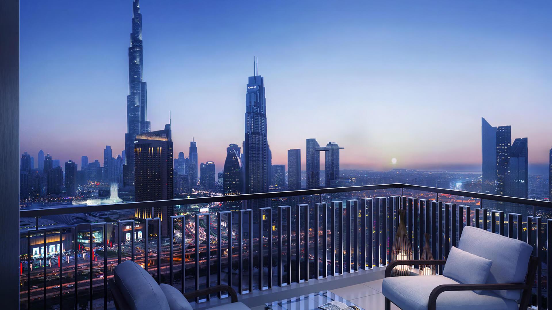 Apartamento en venta en Dubai, EAU, 1 dormitorio, 67 m2, № 24077 – foto 4
