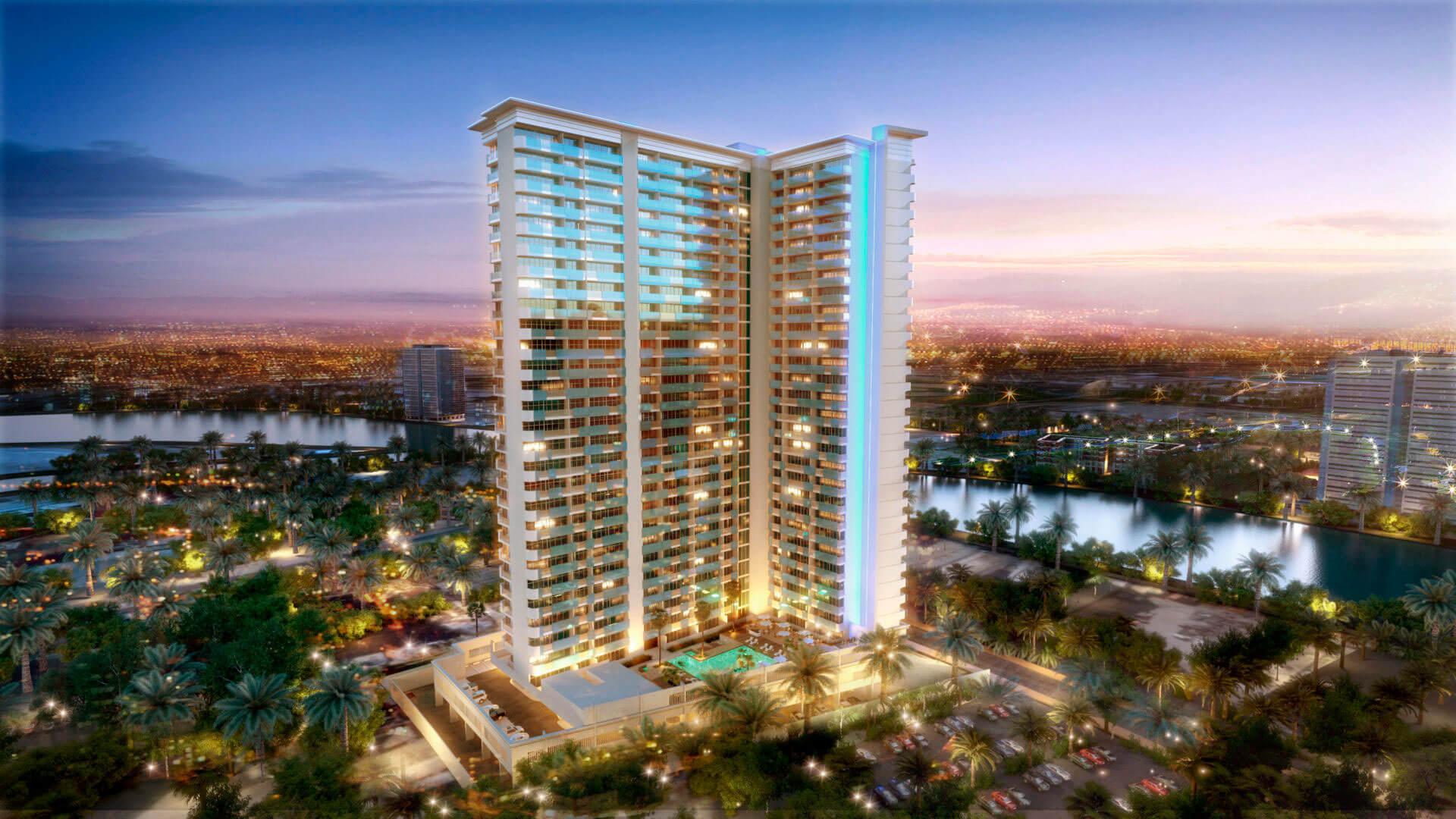 MERANO TOWER, Business Bay, Dubai, EAU – foto 2