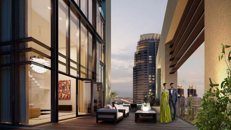 Ático en venta en Dubai, EAU, 3 dormitorios, 650 m2, № 24035 – foto 8