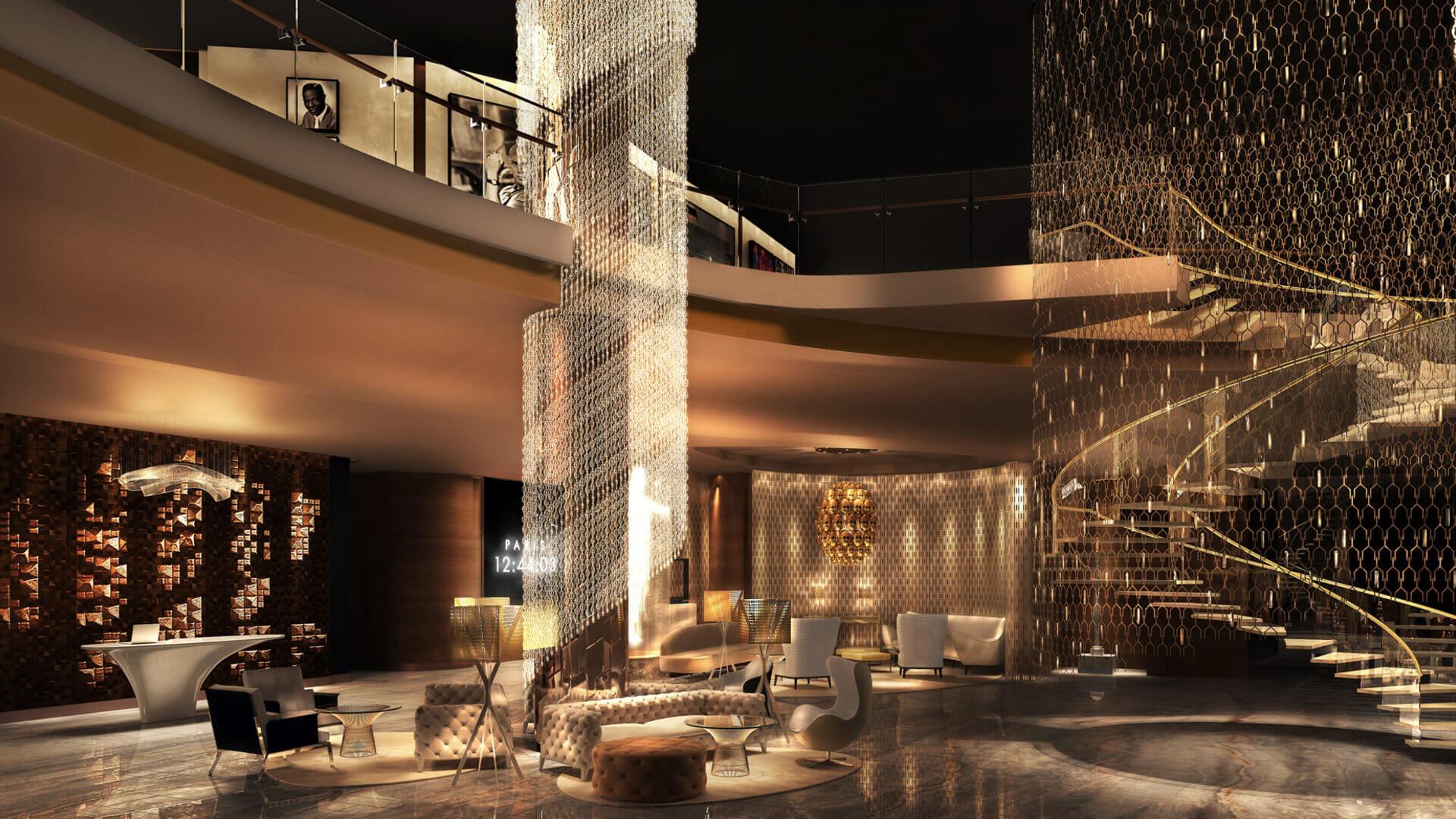 Apartamento en venta en Dubai, EAU, 1 dormitorio, 97 m2, № 24067 – foto 2