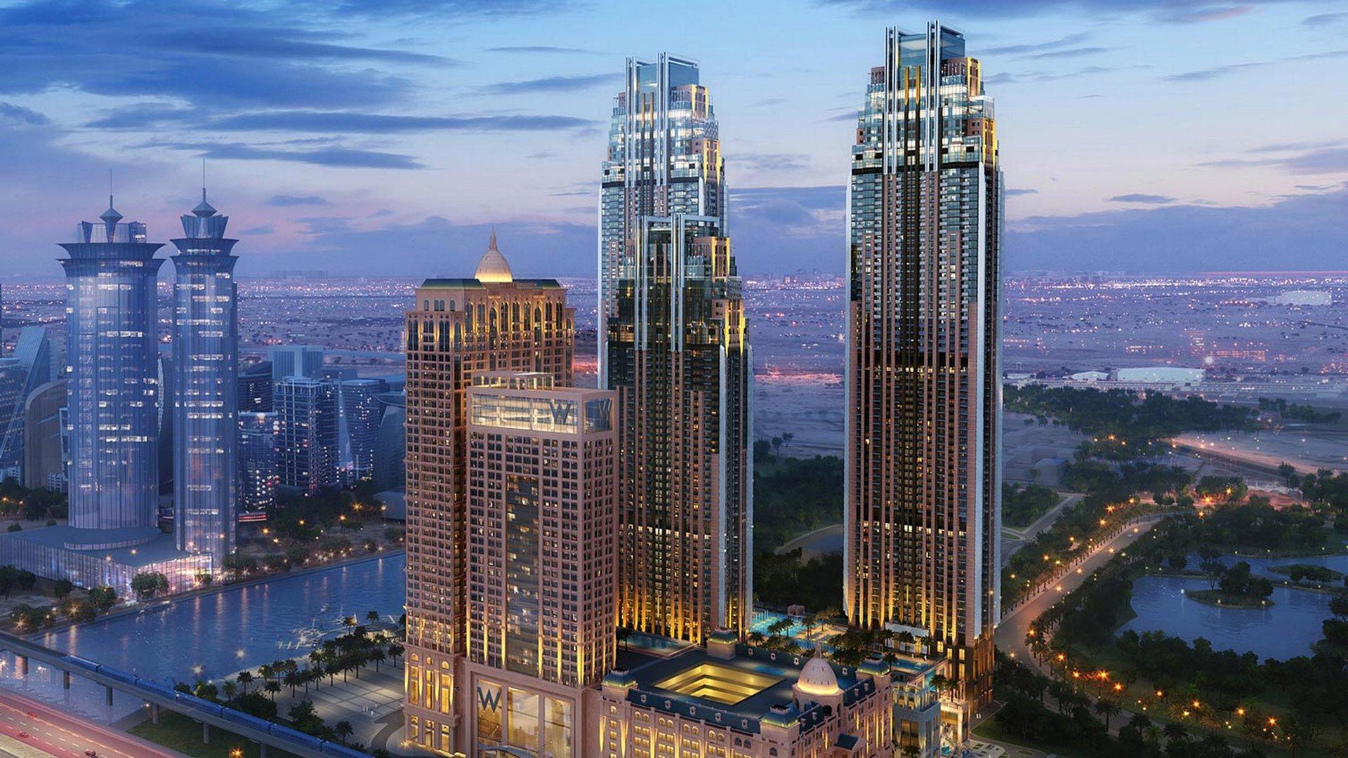 Apartamento en venta en Dubai, EAU, 1 dormitorio, 75 m2, № 24063 – foto 2